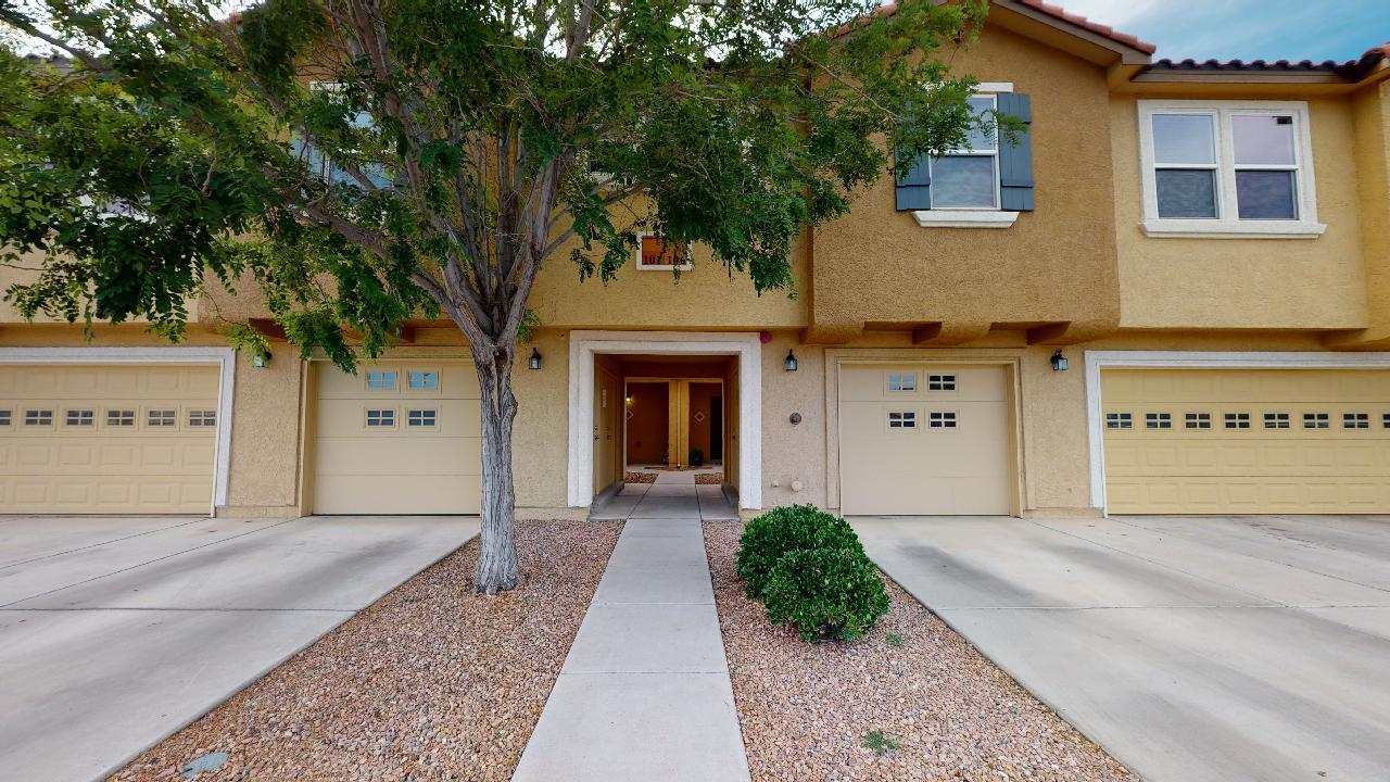 Come and see the charming cute 3 bedroom 3 bath condo in a private gated community.   The home has two full baths upstairs and a half bath down stairs for guests. This one is move in ready, these condos go fast don't miss your opportunity!