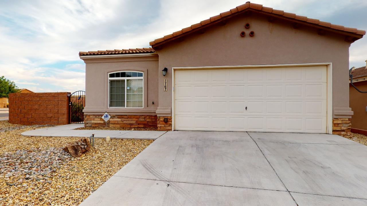 This four bedroom home is less than ten years old with a two car garage. It has an open floor plan with vaulted ceilings. This move in ready house won't be available long.