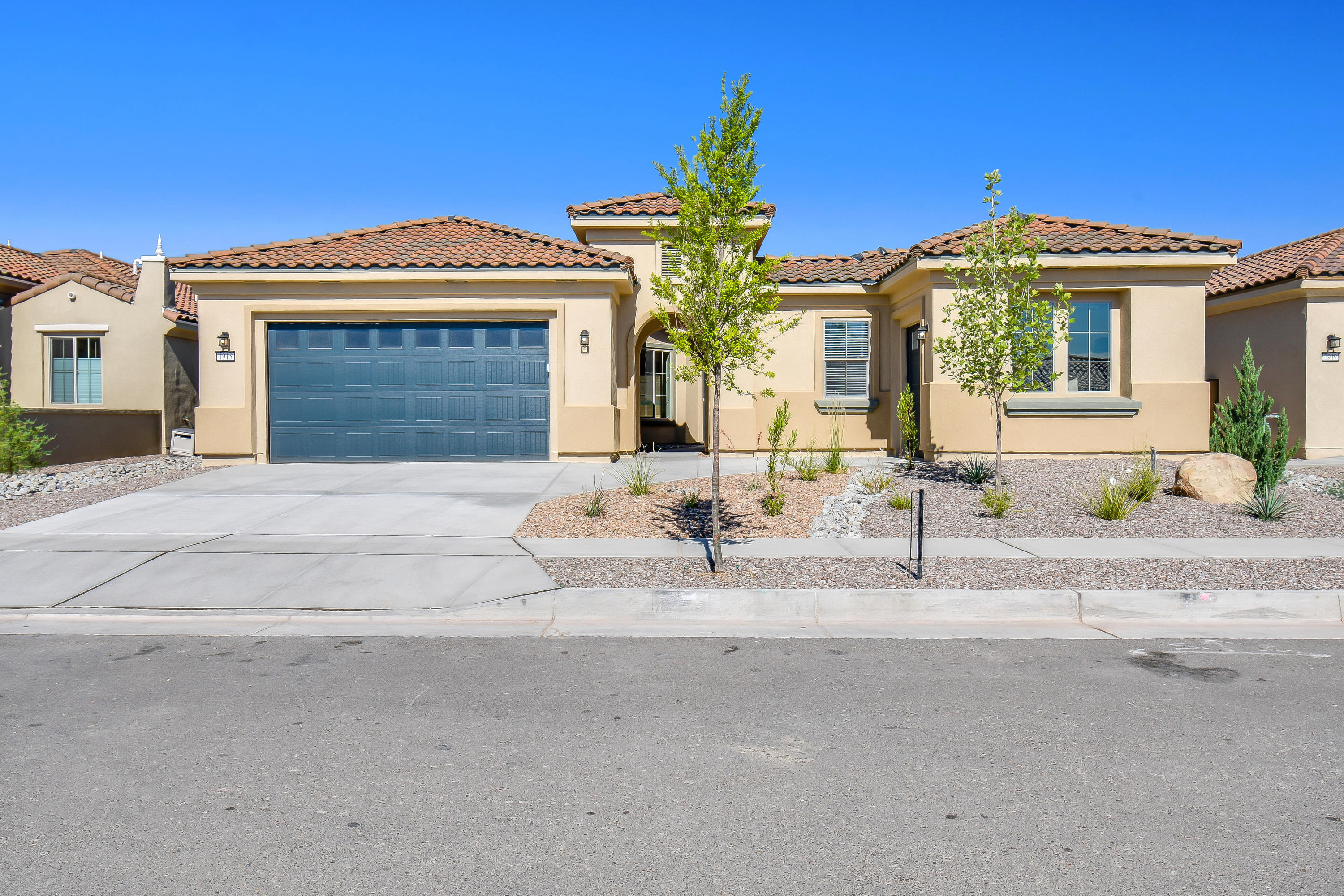 Welcome to this beautiful, newly constructed home in  Mirehaven by Del Webb. This home features 2,618 sq ft, 2 bedrooms, a study, 2.5 baths,  & oversized 2 car garage. Home features plenty of natural lighting, spacious great room, formal dinning room, and a large and a large backyard. Wide Open floor-plan where Kitchen and breakfast nook open to the great room. Gourmet kitchen features large island, quartz countertops, decorative tile backsplash, stainless steel appliances, including built gas cooktop and oven . Master suite features a makeup vanity, roll in shower, & large closet! You'll love being apart of this 55+ community. You won't want to miss out on the junior Olympic size pool, spa, fitness & workout rooms, pickle ball courts & 6 1/2 miles of trails.