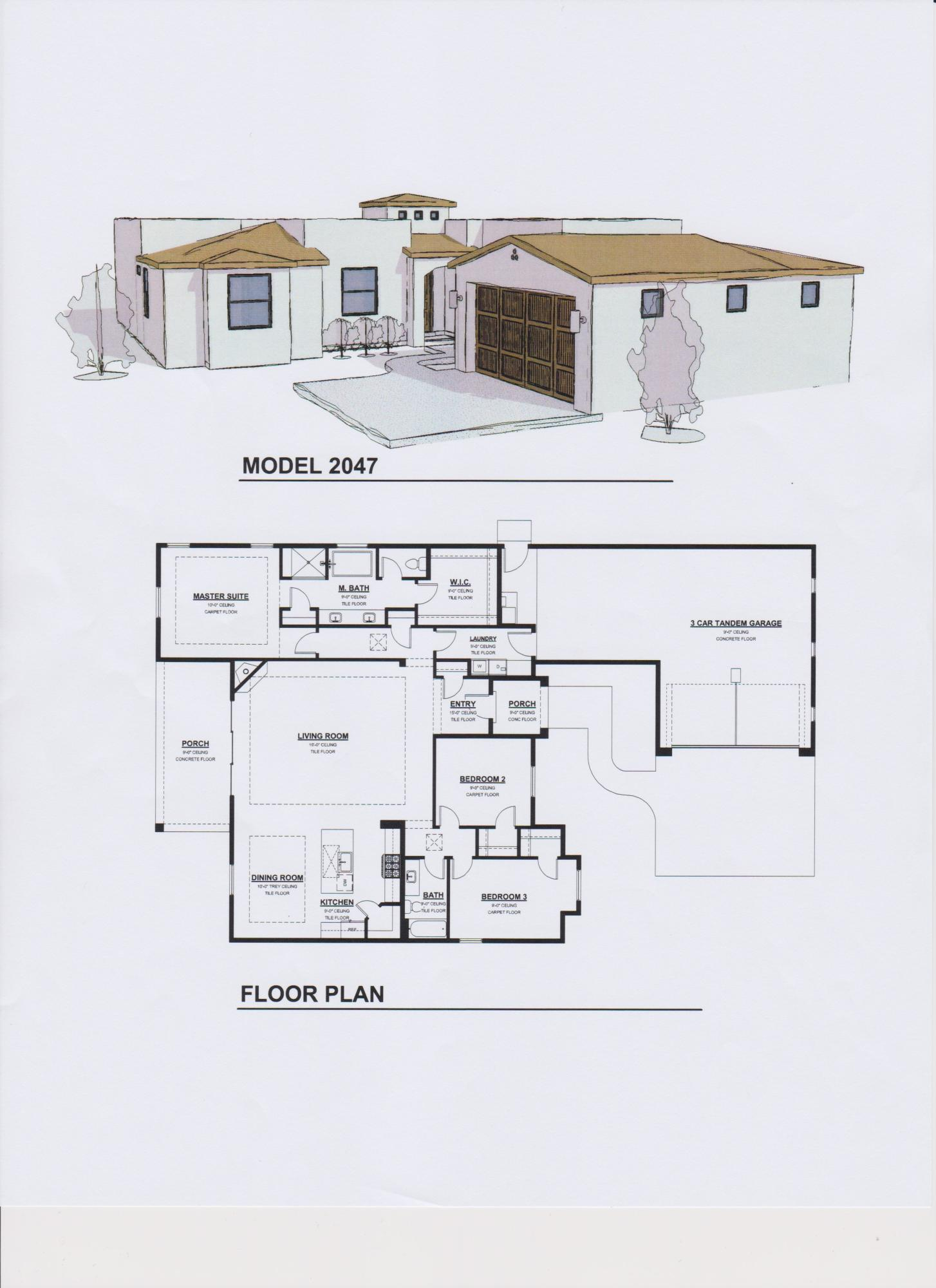 PROPOSED  construction on huge view lot in quiet cul de sac mid Rio Rancho near Unser/Abrazo.