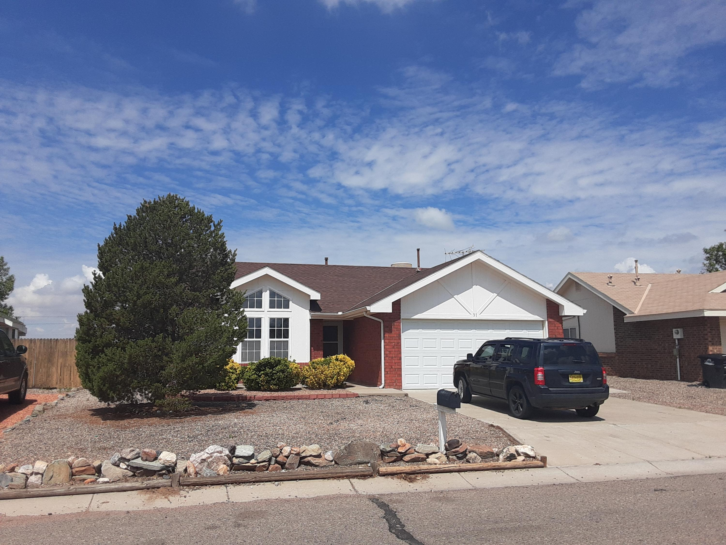 Nice Sivage Thomas Home! 3 bedroom, 2 full bath, walk-in closet in Owner Suite. Spacious kitchen with plenty of cabinet space, solid counter top surface. Cozy fireplace in the living room. Landscaped front and back, 18x11 shed, mature shade tree and pine trees.