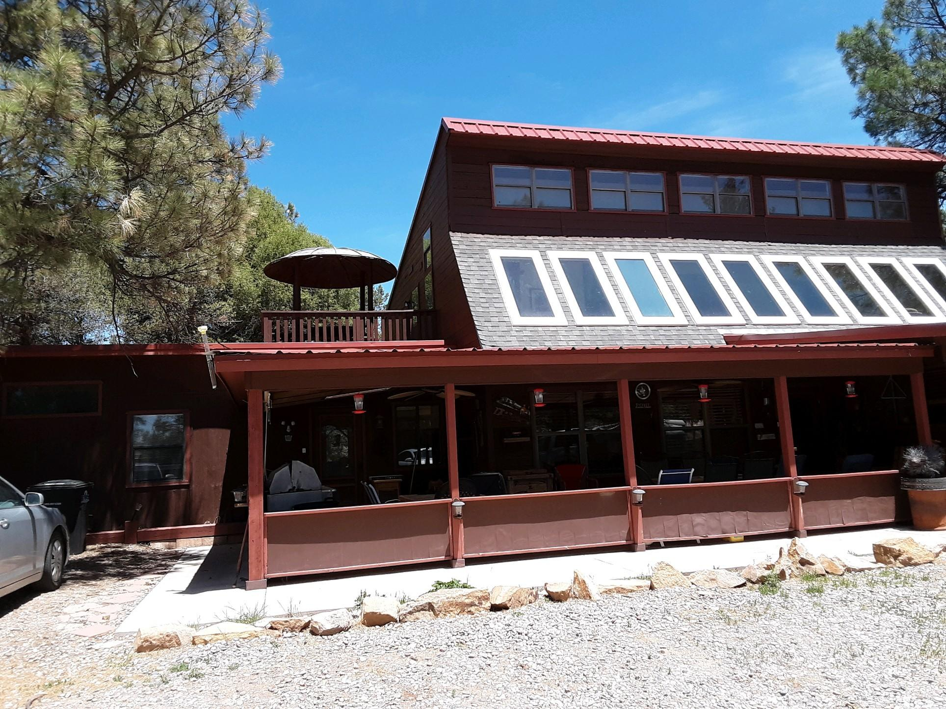 If you are looking for mountain living at its best then this is the home for you. Great neighborhood on a very quite cul-de-sac. Very unique home. Home is all custom designed with very custom furnishings. Furnishings negotiable. All built with the same design.