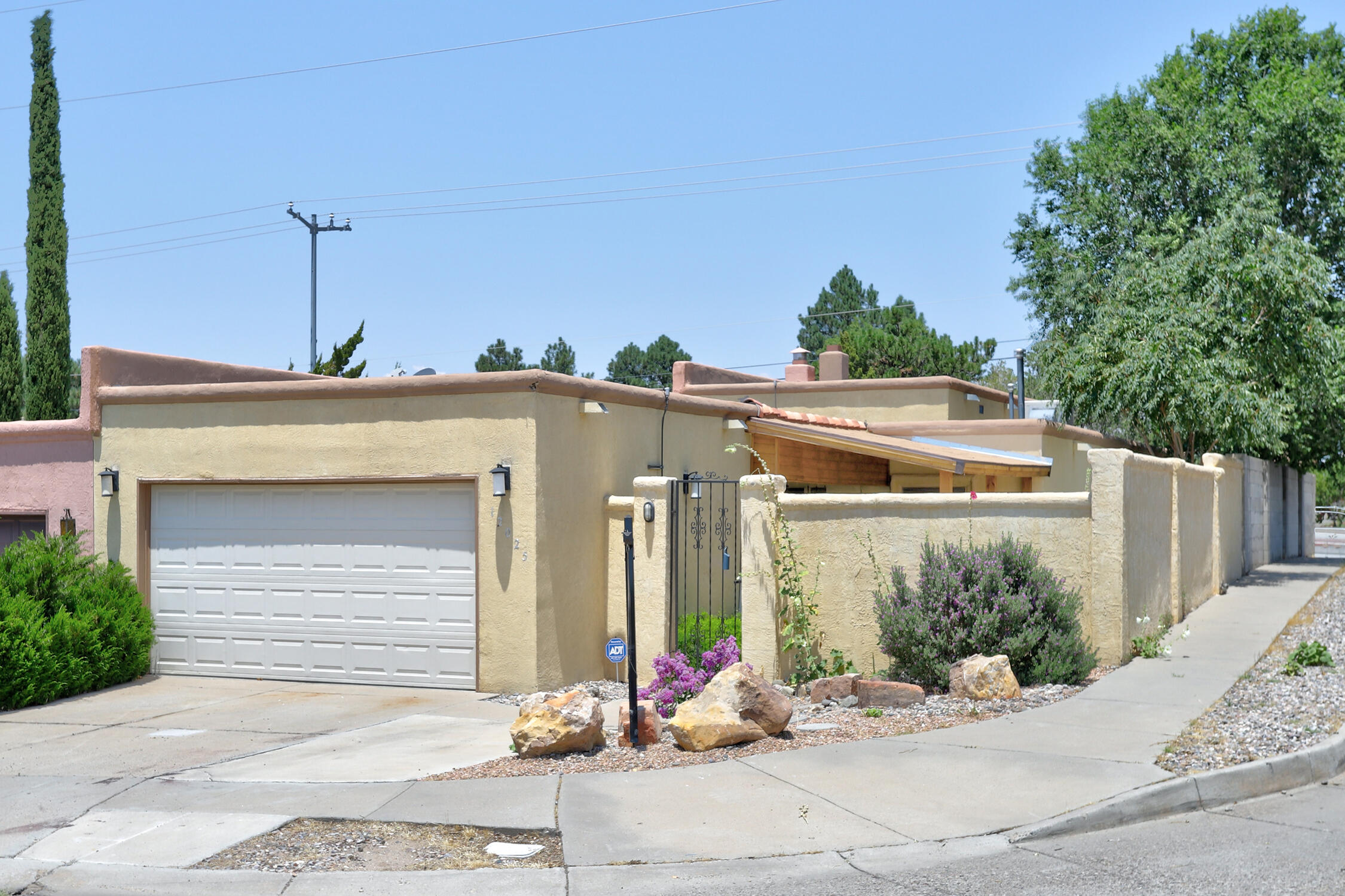 Wonderful home with tile floors, high ceilings, complete remodel 4 years ago.  Split floor plan with master on the other side of the house.  Complete fenced yard with covered patio.   Has a good location in the Heights.  Deep 2 car garage, oversized master bedroom closet that seller expanded.