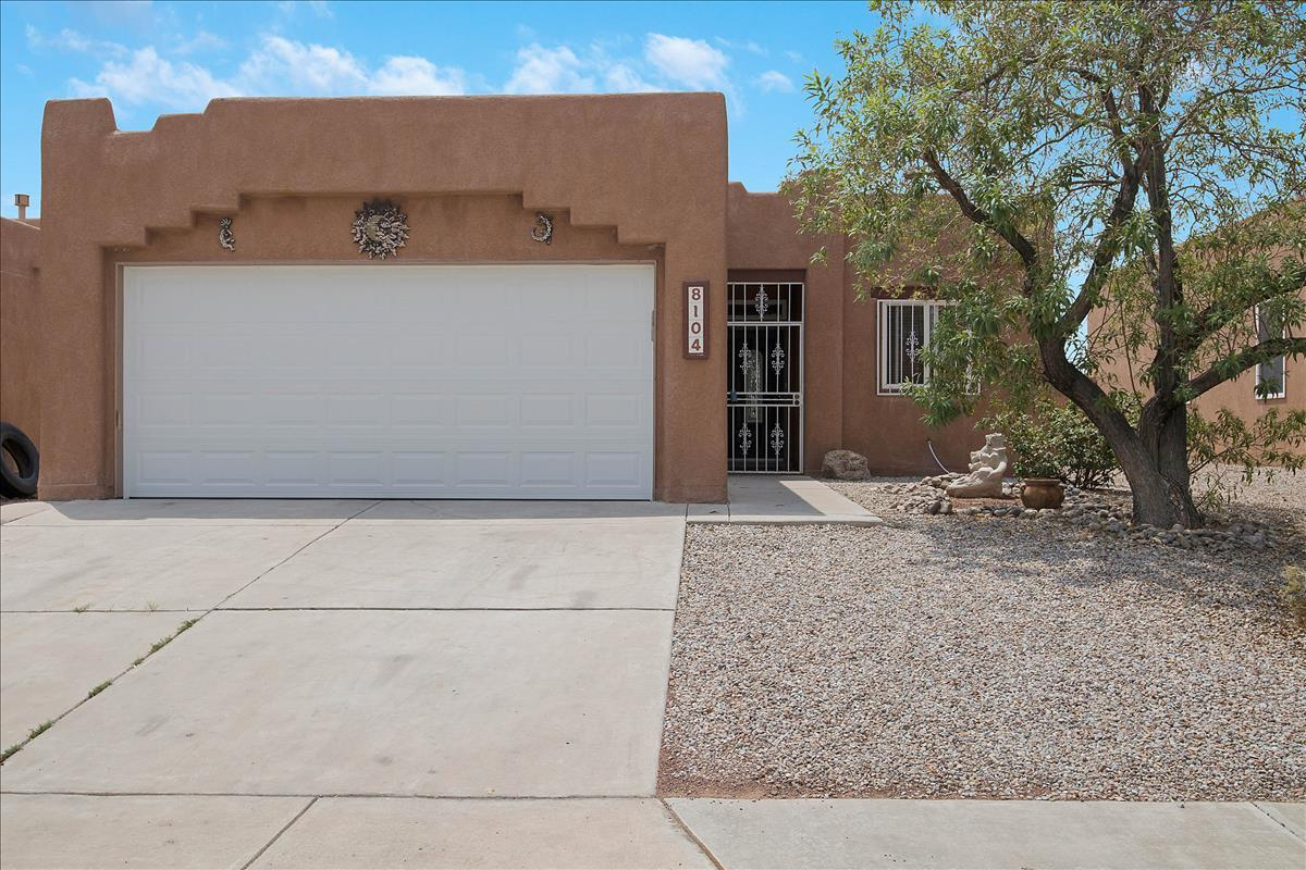 Make this  move-in ready home yours today .  Single story 3 Bedroom large living area, Title and Laminated flooring.  This home has been well cared. Great started home.