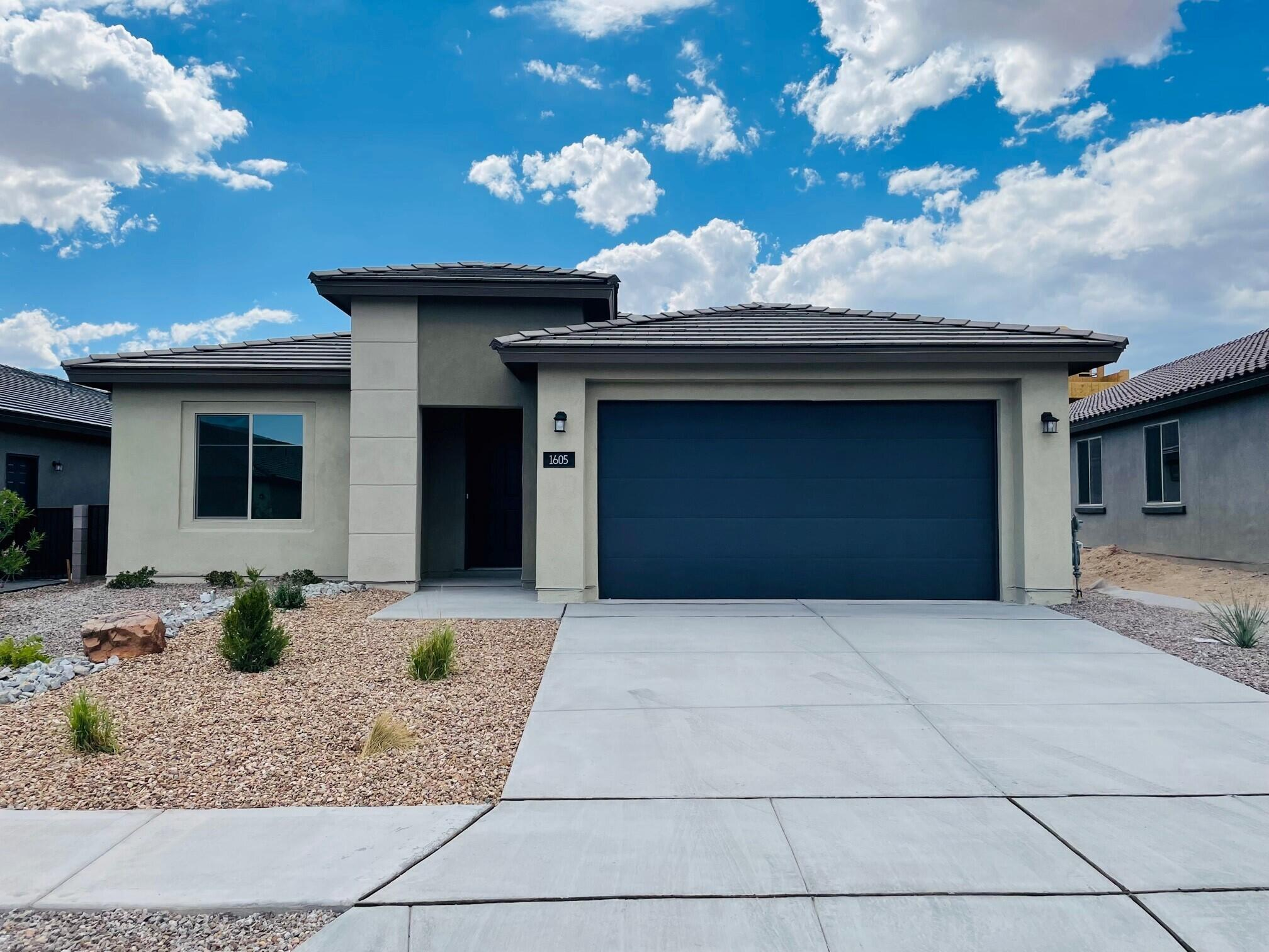 Ready to move in New construction built by Pulte homes! (Manzanita Floor Plan)  Located in the inspiration subdivision. Tile flooring and carpet in the bedrooms. All new appliances. Quick access to I-40.
