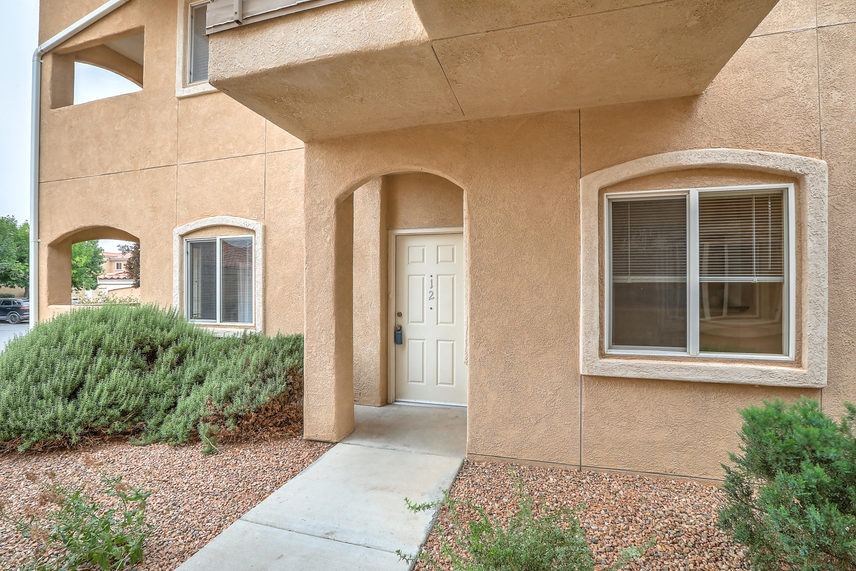 Beautiful 1 owner 1st floor Condo! Shows beautifully, brand new carpet! Shows meticulously! 2 large bedrooms and 2 large bathrooms1 Excellent location! Fabulous gated community with pool/club house, walking trails, parks!   Stunning location