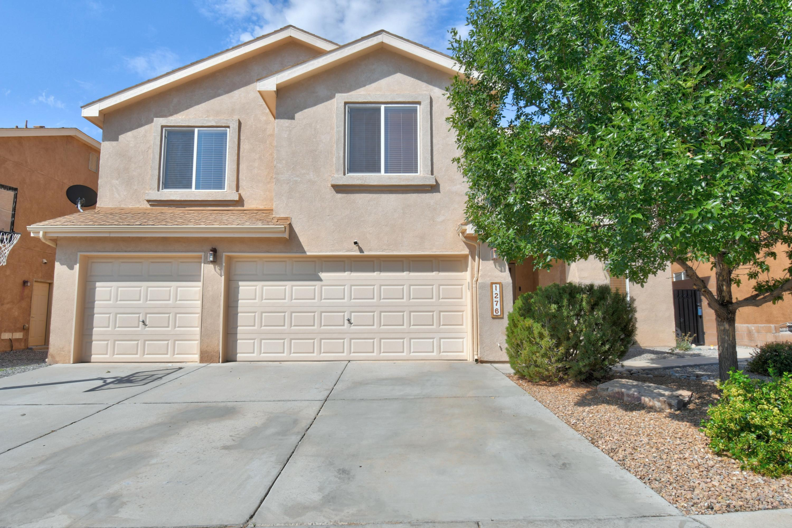 Beautiful well maintained Pulte Home waiting for your family to enjoy. Extra large bedrooms each with walk-in closets including his and her closets in master. Granite counter tops in kitchen along with newer stainless steel appliances and fresh paint. 3 living areas gives everyone a private place to stretch out and enjoy quite time or entertainment. Patio cover add on and landscaped yard perfect for outdoor parties. Located in desirable Buena Vista community near schools, shopping and dining. Schedule your showing today, this one won't last.