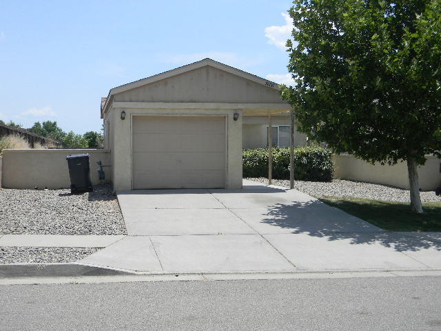 Two Bedroom One Bath home backs up to open space and park. New roof 2017; new evaporative cooler 2021. Pictures were taken before the current tenant moved in. Please be respectful of tenant and schedule appointments through Listing Agent.