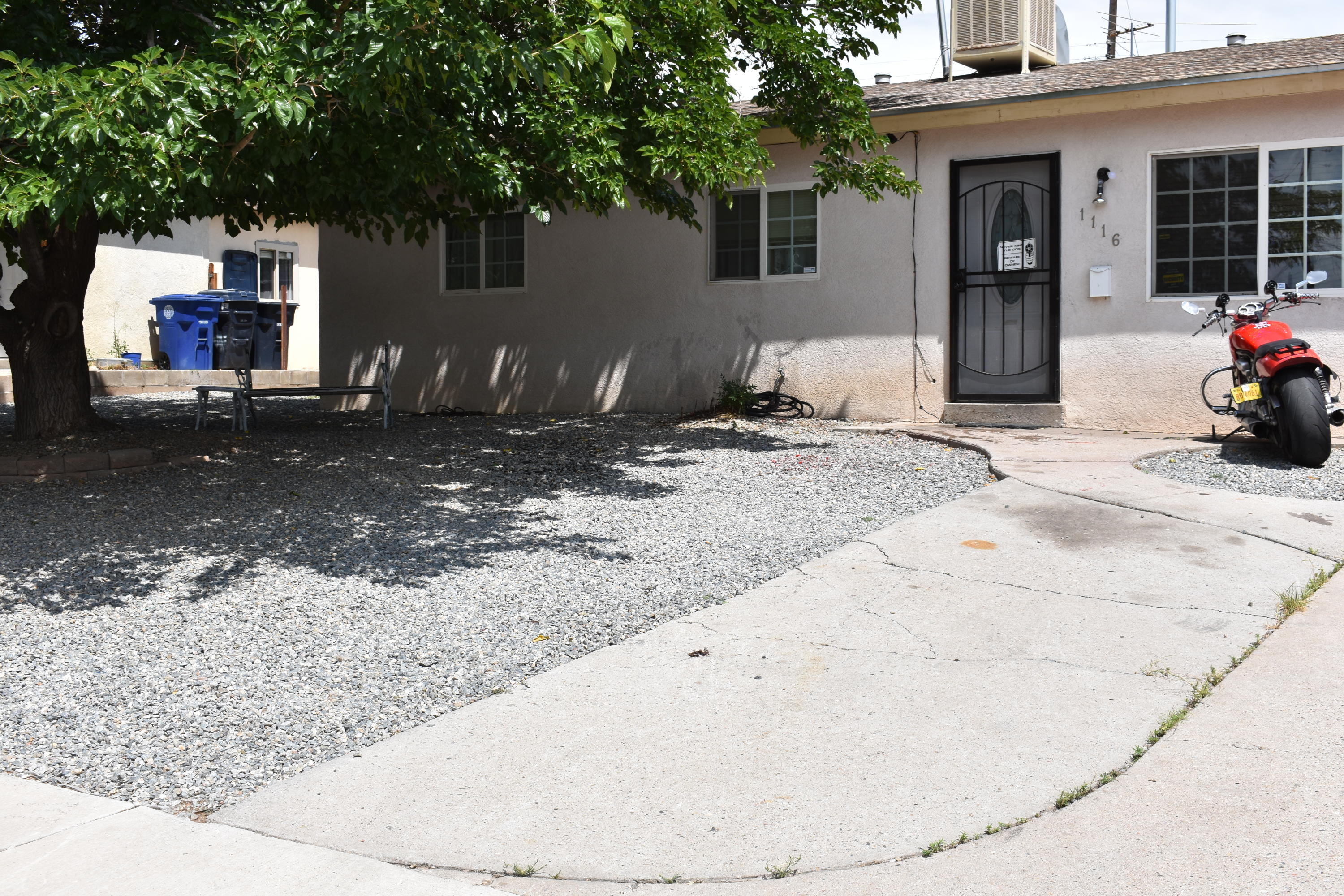 Under contact taking back up offers..Cute little starter home or investment property in the NE Heights close to shopping, restaurants and parks. Home has good bones, just needs updating. Your new home has 2 bedrooms, 1 bathrooms and a 2 car garage. Phenomenal location and price!