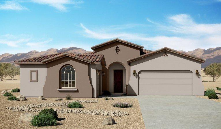 Estimated Completion is October 2021   2374 Plan.   4 Bedroom, 3 Bath, 3 Car Garage,  Features include:  4 Bedroom  3 bath, 3 car garage, FP with tile surround,  Gourmet Kitchen with granite countertops, staggered cabinets, tile backsplash and pendant lights,  Covered Patio,   Upgraded 12x24 Floor Tile in Kitchen, Dining, Halls, Bath and Great Room,  Tray Ceiling in Great Room and Master Bedroom. 8 Ft Tall Doors,  Full Depth tile Walk In Shower in Master with Rain Shower option.