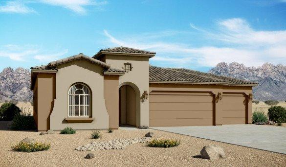 Estimated Completion:   October 2021.  2119 Plan.  Features include:  3 Bedroom+ Flex Room, 2.5 bath, 3 car garage, FP with tile surround,  12' Wide triple sliding glass door, Gourmet Kitchen with granite countertops, staggered cabinets, tile backsplash and pendant lights and Pot Filler,  Covered Patio,   Upgraded 12x24 Floor Tile in Kitchen, Dining, Halls, Bath and Great Room,  Tray Ceiling in Great Room and Master Bedroom.  Full Depth tile Walk In Shower in Master with Rain Shower option.