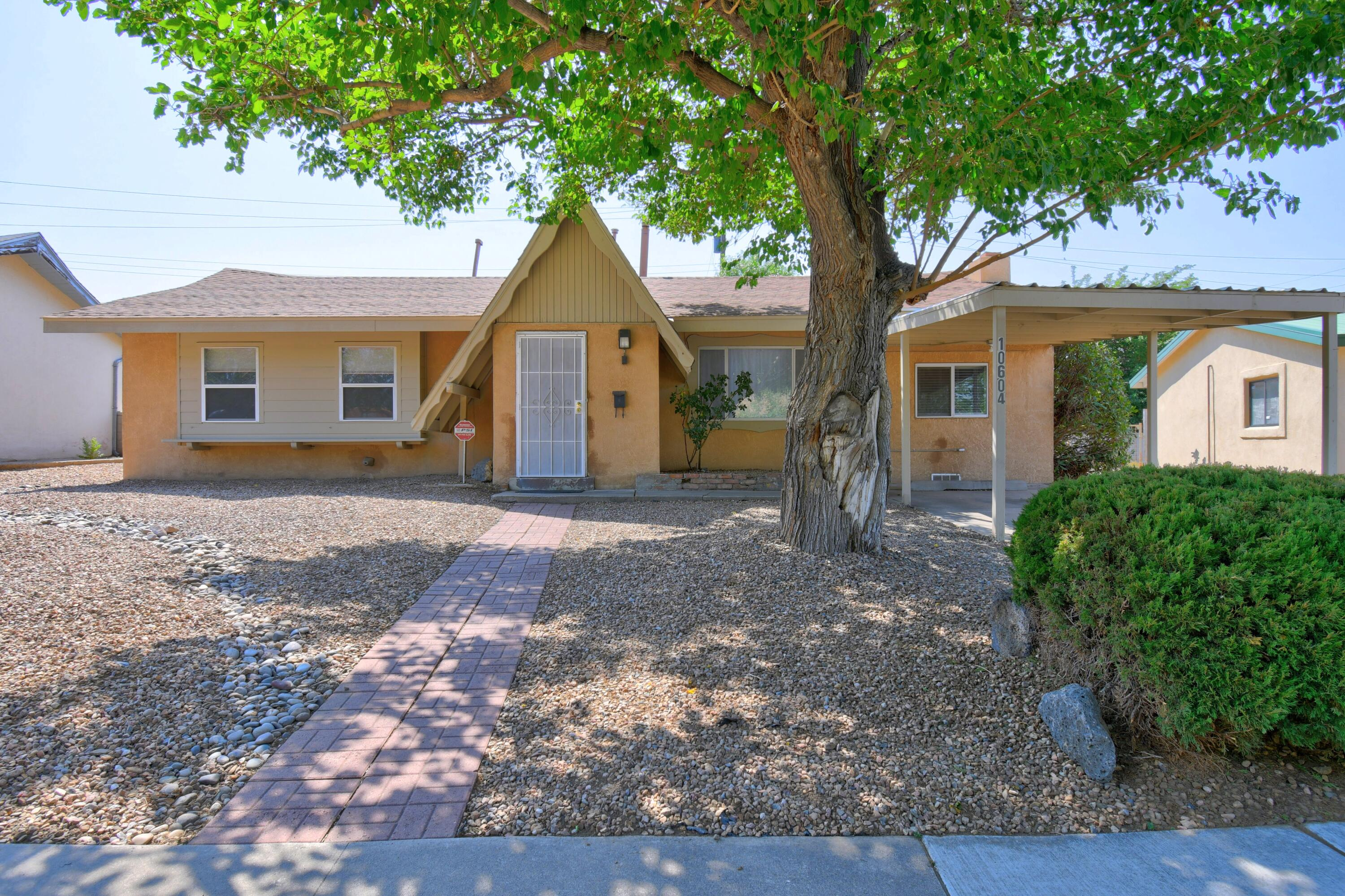 Buyer backed out 3 days before closing! Move right in! Plenty of updates including fresh paint, Master cool May 2021,  carpet July 2021, heater Nov. 2020 & Sept 2021, water heater 2017, updated windows and electric. Warm up to the cozy fireplace in the cold winter months and enjoy the nice size backyard with covered patio. Great for relaxing or barbecuing. Easy access to freeway, shopping.