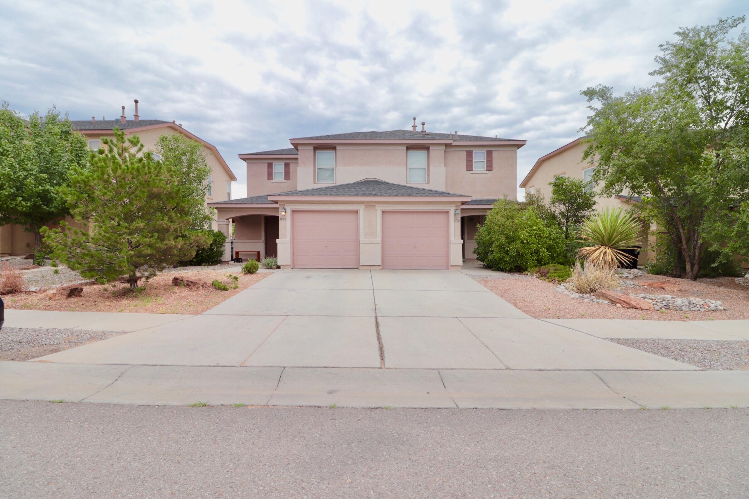 Very nice 3 bed 3 bath town home with finished backyard!  Nice open floor plan w beautiful updated flooring.  Professionally painted and cleaned so this beauty is MOVE IN READY!  Wont last long and photos dont do it justice so go see it today.