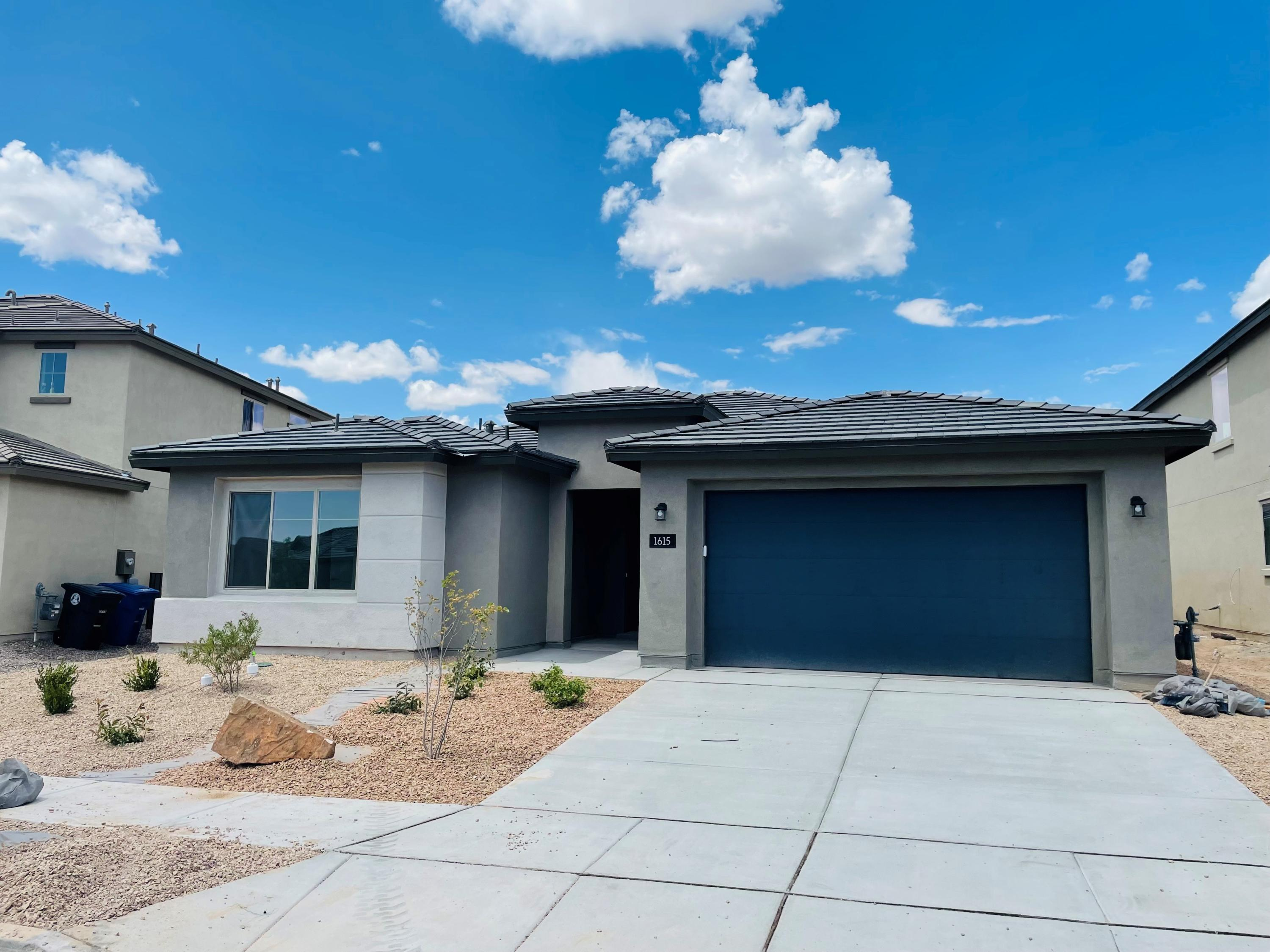 Ready to move in! New Construciton built by Pulte Homes. (Parklane Model) 4 bedroom 3 Full bathrooms and 1 - 1/2 bath! Upgraded appliances/ Gas stub out. Marble counter tops. Quick access to I-40. Amazon nearby.