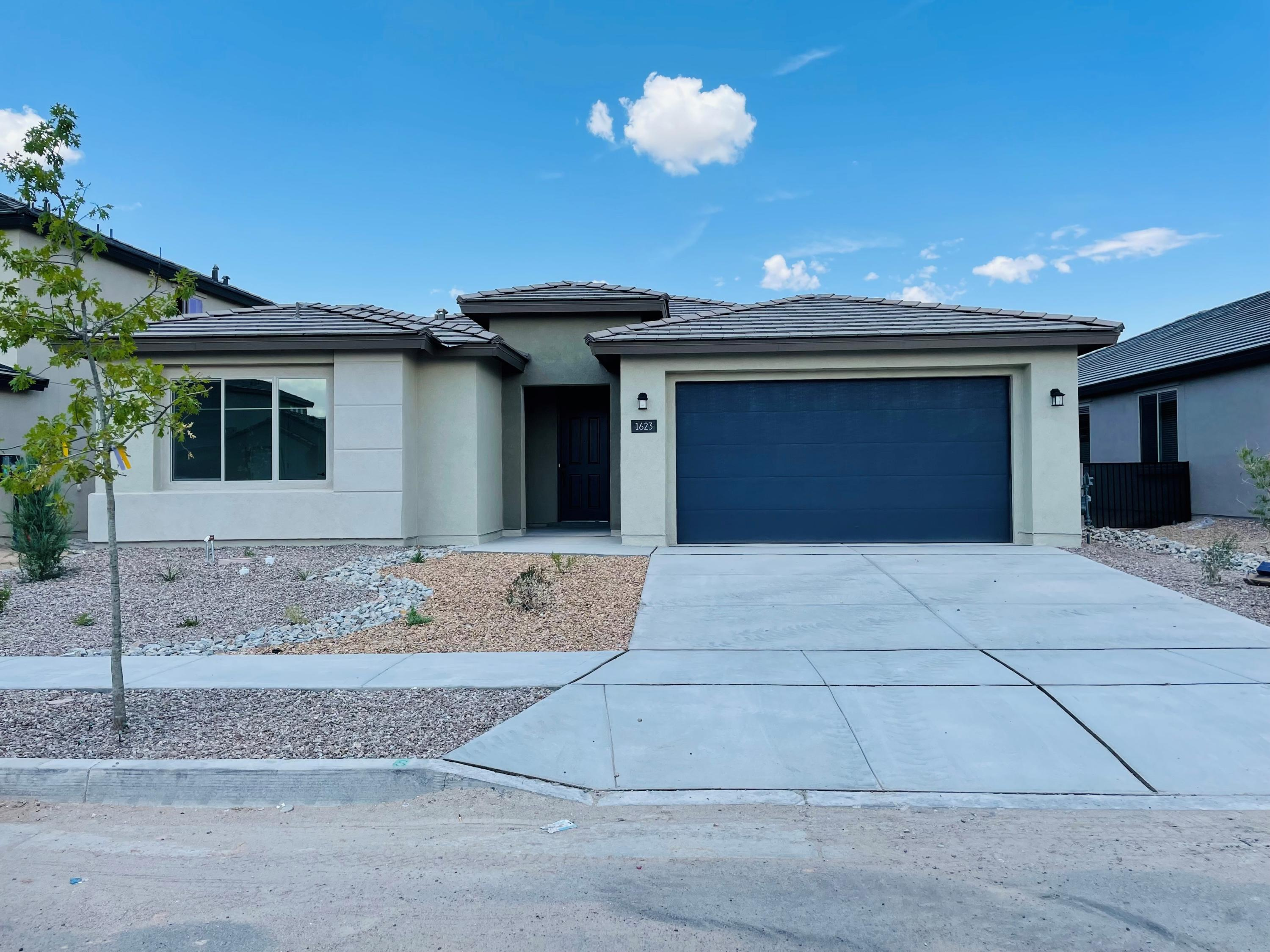 Ready to move in! New Construction built by Pulte Homes (Parklane Model) Located in a beautiful gated community w/ amenities. 3 bedroom 2 Full bathrooms and 1 - 1/2 bath! Possible 3 car garage. Open kitchen for family gatherings. Quick access to I-40. Amazon nearby.