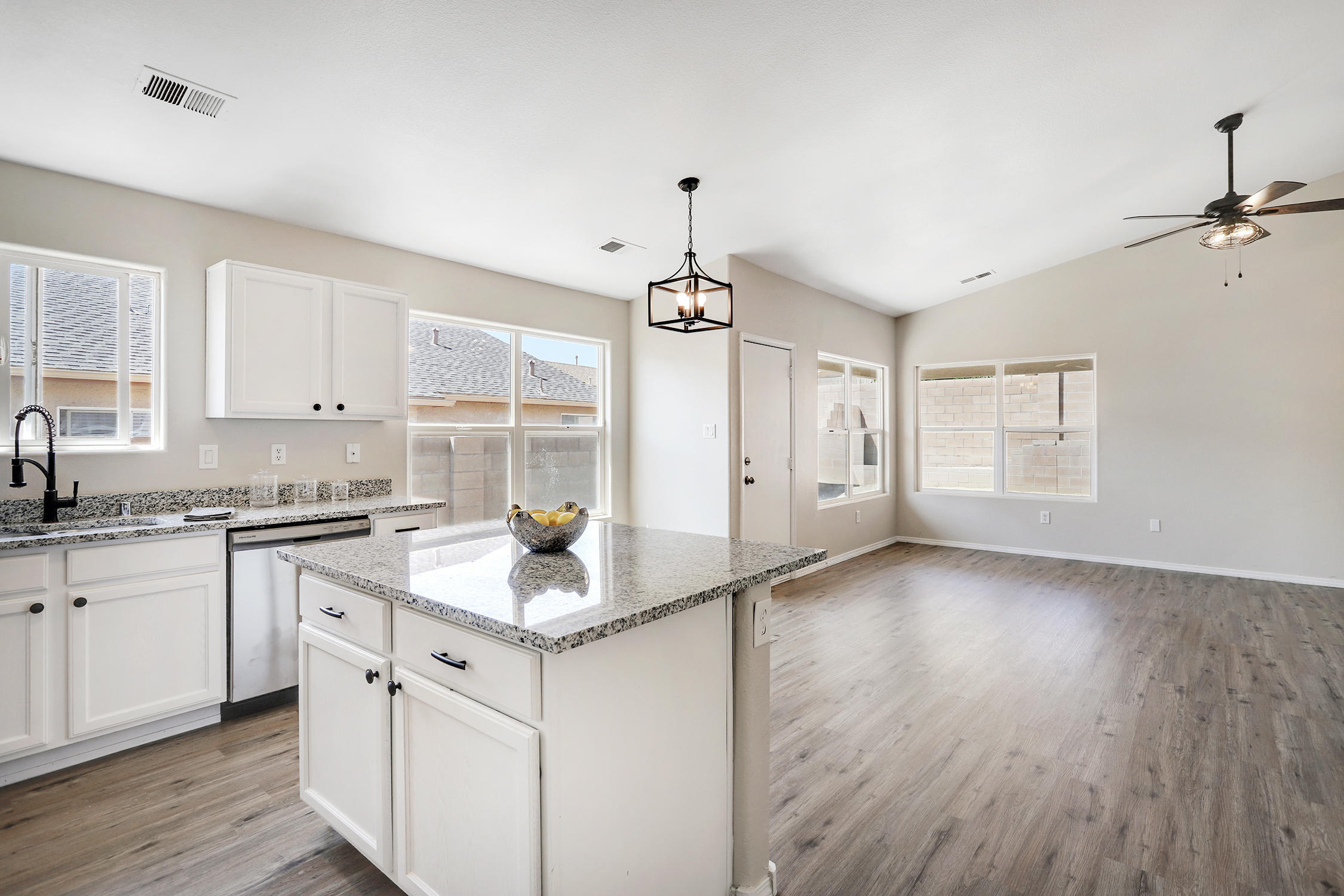 Wonderfully updated home in gated subdivision this one features new appliances, paint and flooring.  Move in ready for the new owner to add any final touches to make it your own.  Schedule a showing today.