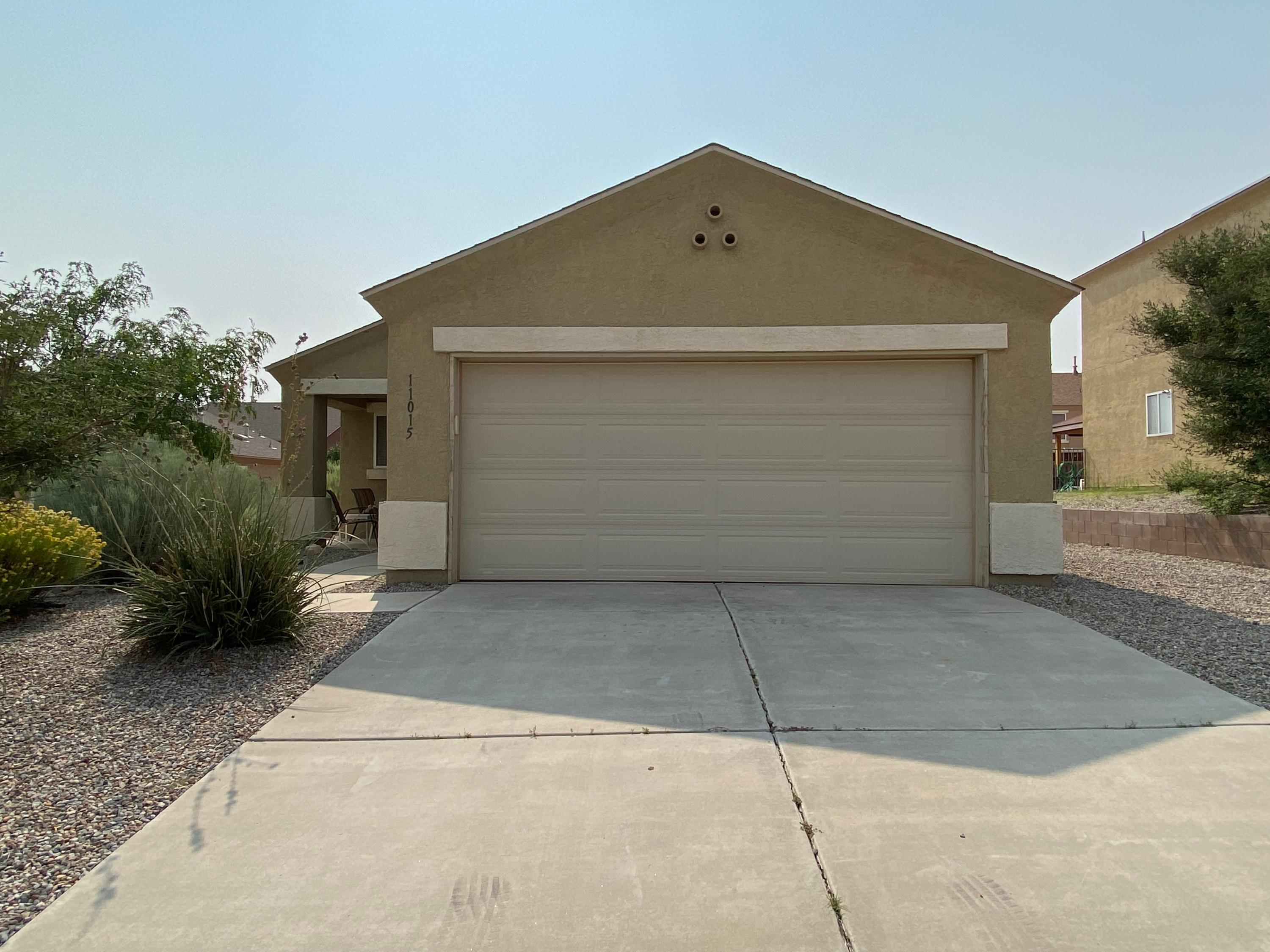Beautiful two bedroom home on a large landscaped lot.  Open floor plan with good sized rooms.  New carpet installed in living room and bedrooms.  New A/C unit installed in 2021.  Master bath has been redesigned for wheelchair accessibility.