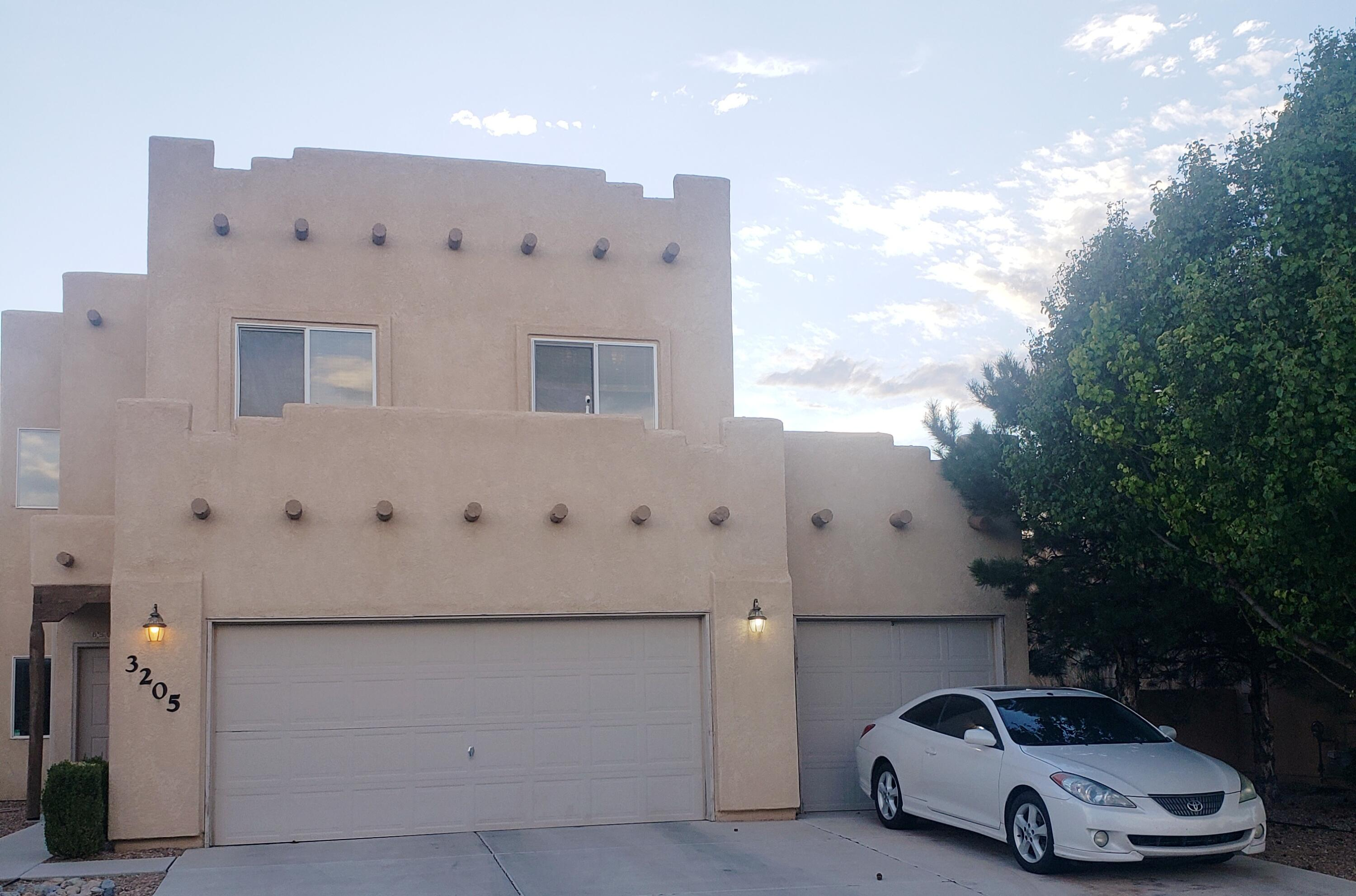 Great neighborhood near the High School & Elementary. New refrigerated unit, tiled kitchen and dining area. 3-car finished and insulated garage. Backyard with patio for the kids and pets, large master suite with garden tub, also the seller is giving a $5000  carpet allowance. Motivated seller! Don't miss this one!