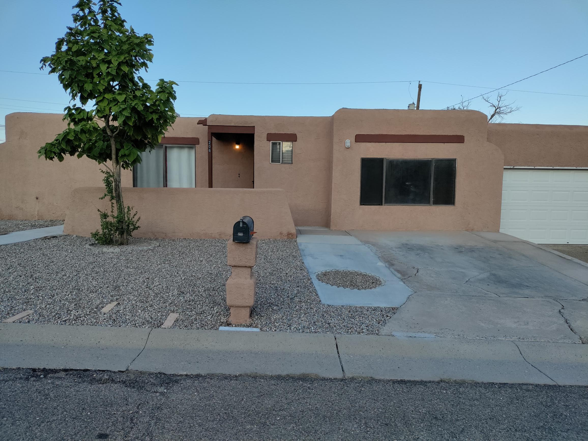 Looking for lots of updates and an open floorpan on a quiet cul-de-sac? This is the home for you! Custom kitchen cabinets and shelving, TWO kitchen islands-one can be used for dining, stainless steel appliances, custom paint throughout living area, floors are ALL tile. Water heater and some windows new in 2021. Beautiful custom tiled showers and built in bathroom niches.Twin loft beds in large guest bedroom with walk in closet. Roof less than 8 yrs old. Back concrete patio has been recently added. Storage shed and dog house stay if desired. Space for multiple cars in front plus an oversized garage with drive-thru to backyard. Conveniently located near Central and Coors. Ready for move in...come make it yours!