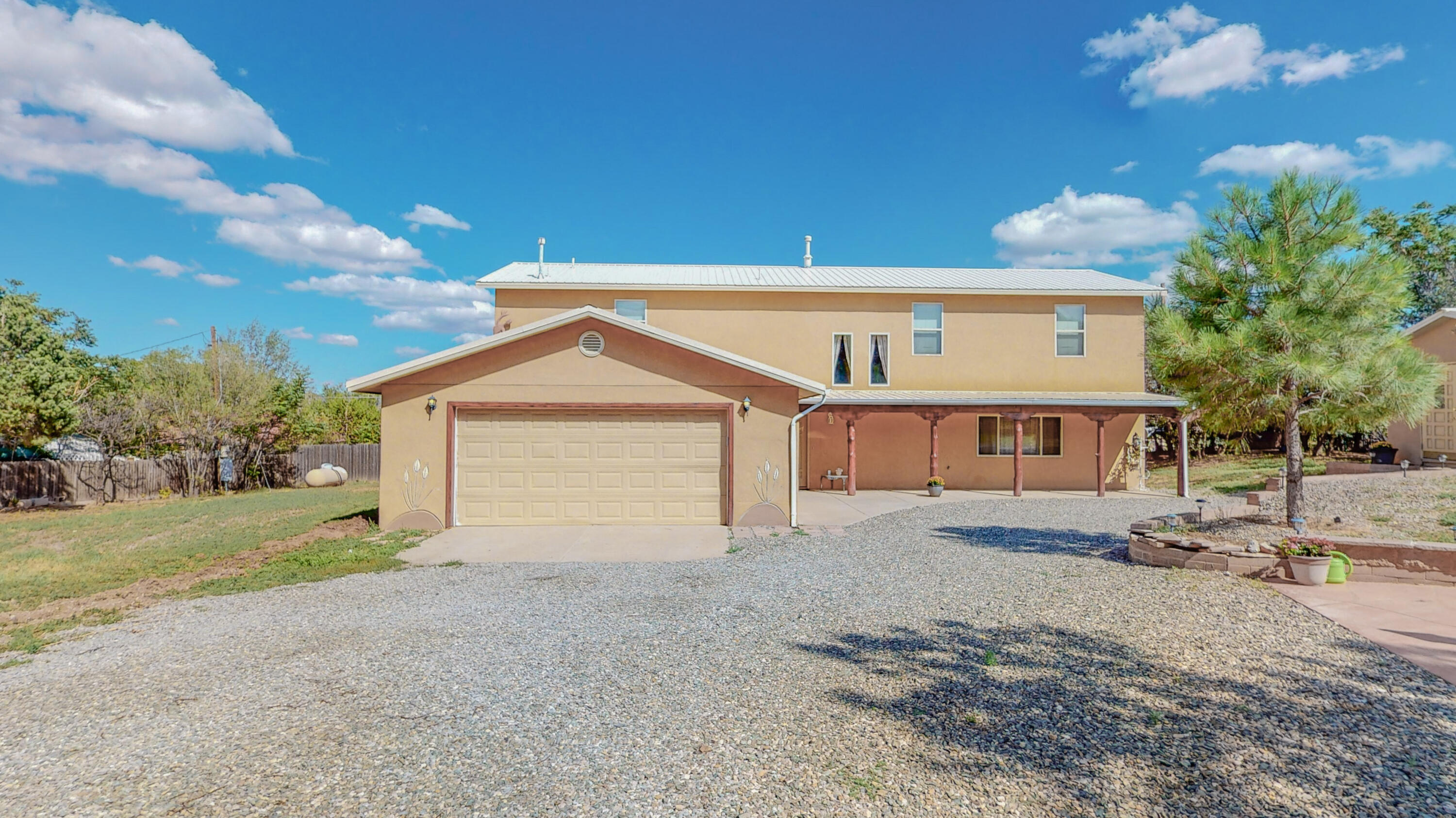 Welcome to this Beautiful Mountain Retreat located within minutes of the Sandia Ski Basin. Large living spaces, spacious bedrooms, Refrigerated air and stainless steel appliances. Come see your future home today!