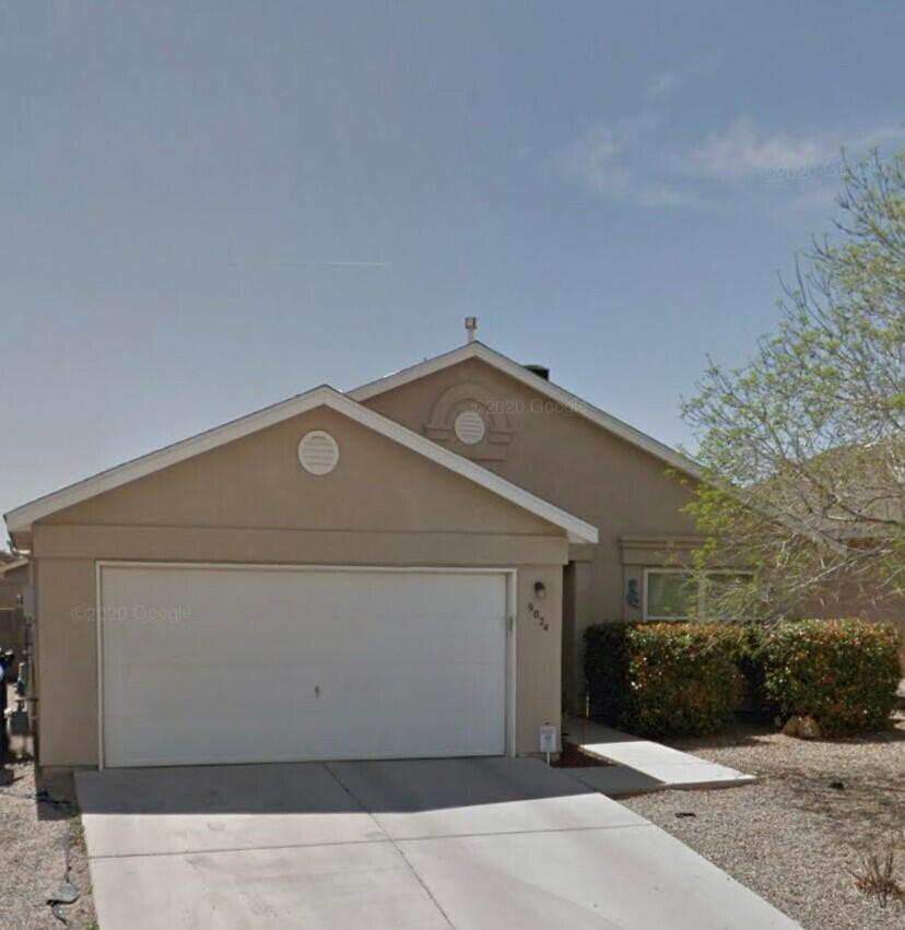 Three bed two bath home doesn't disappoint with new flooring throughout. Functional floor plan and freshly painted to move right in!  Close to schools, shopping and freeway.