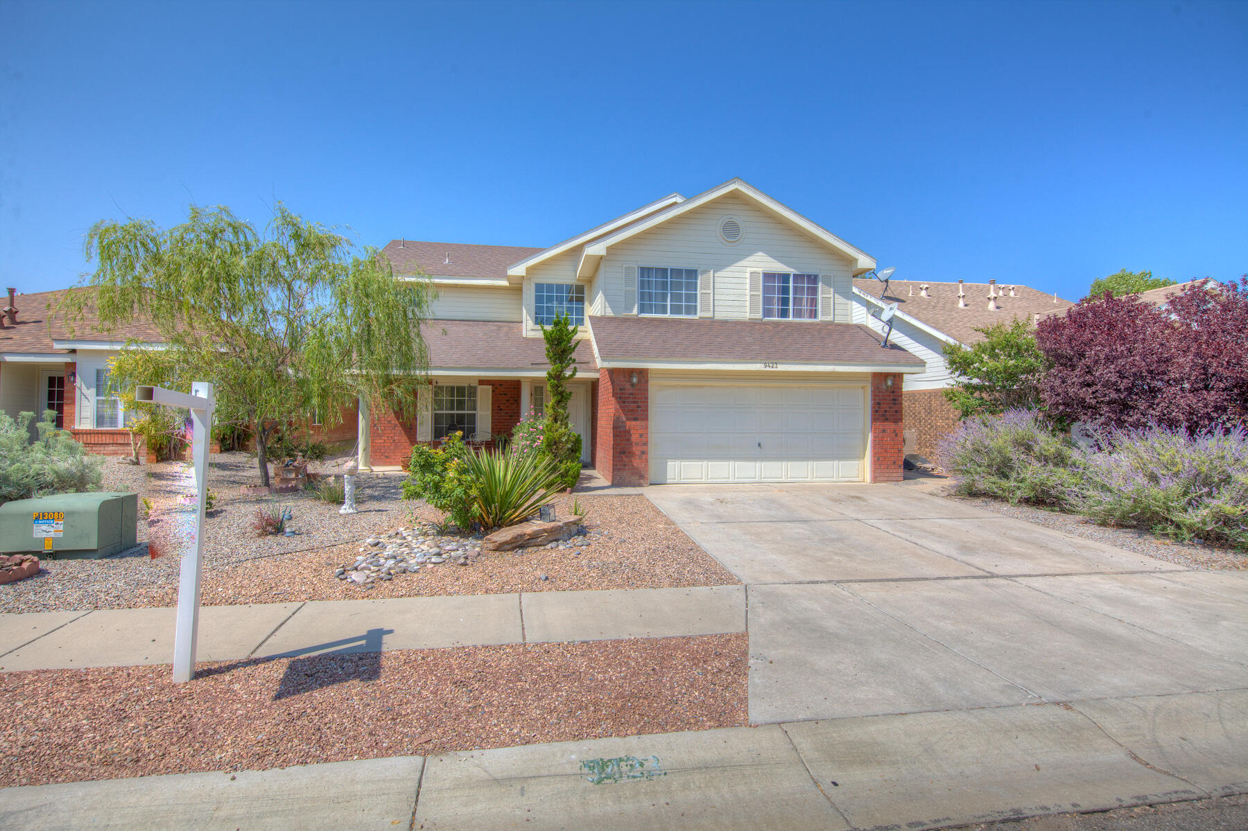 Beautiful move in ready 2 story 3 bedroom  home in desirable NW Heights.