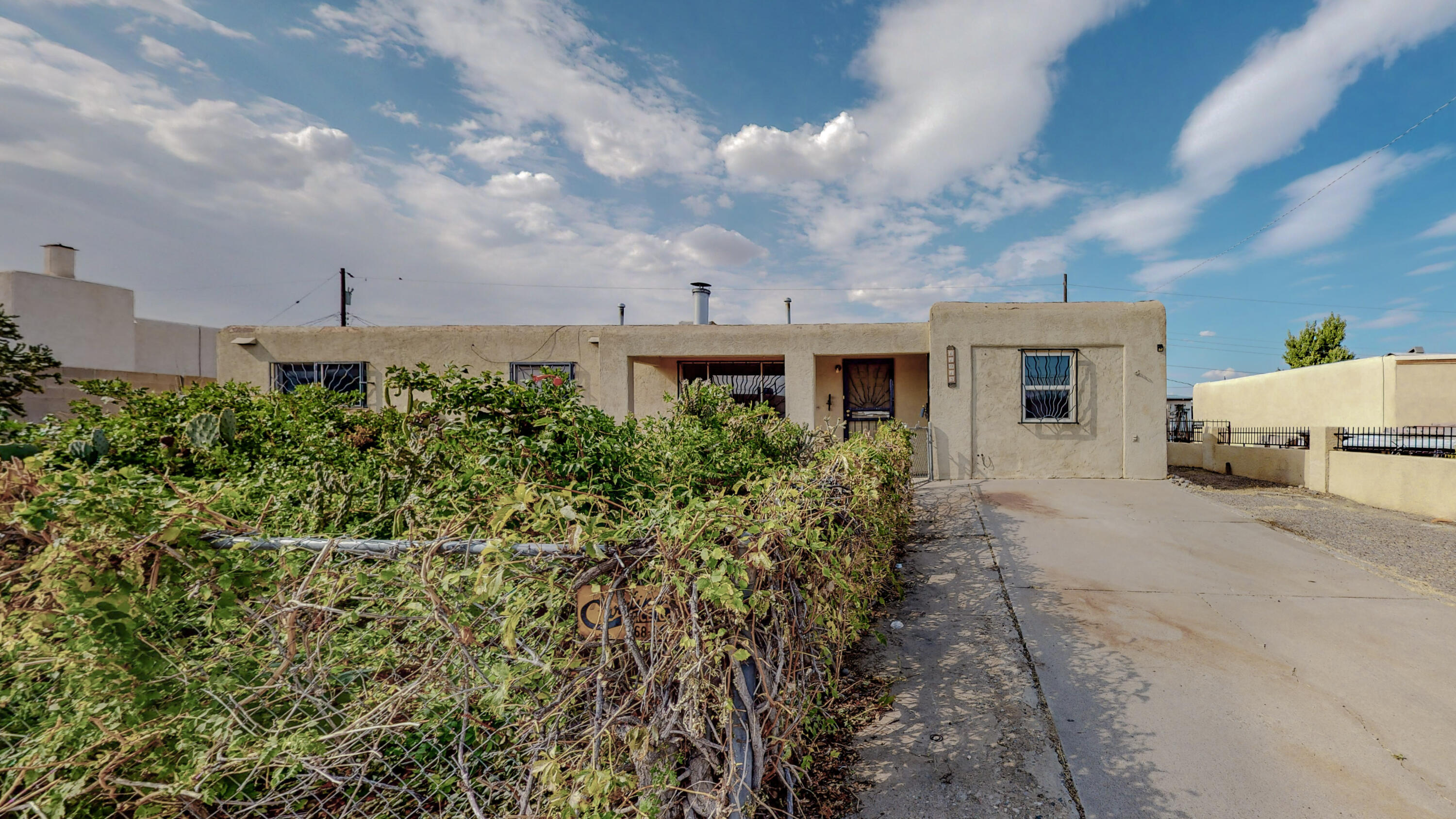 INVESTORS SPECIAL!!! This property is located in Westgate Heights and is being sold as is. TONS of great potential for investors to fix up then rent or sell! Conveniently located close to Westgate parks and Carlos Rey Elementary School!