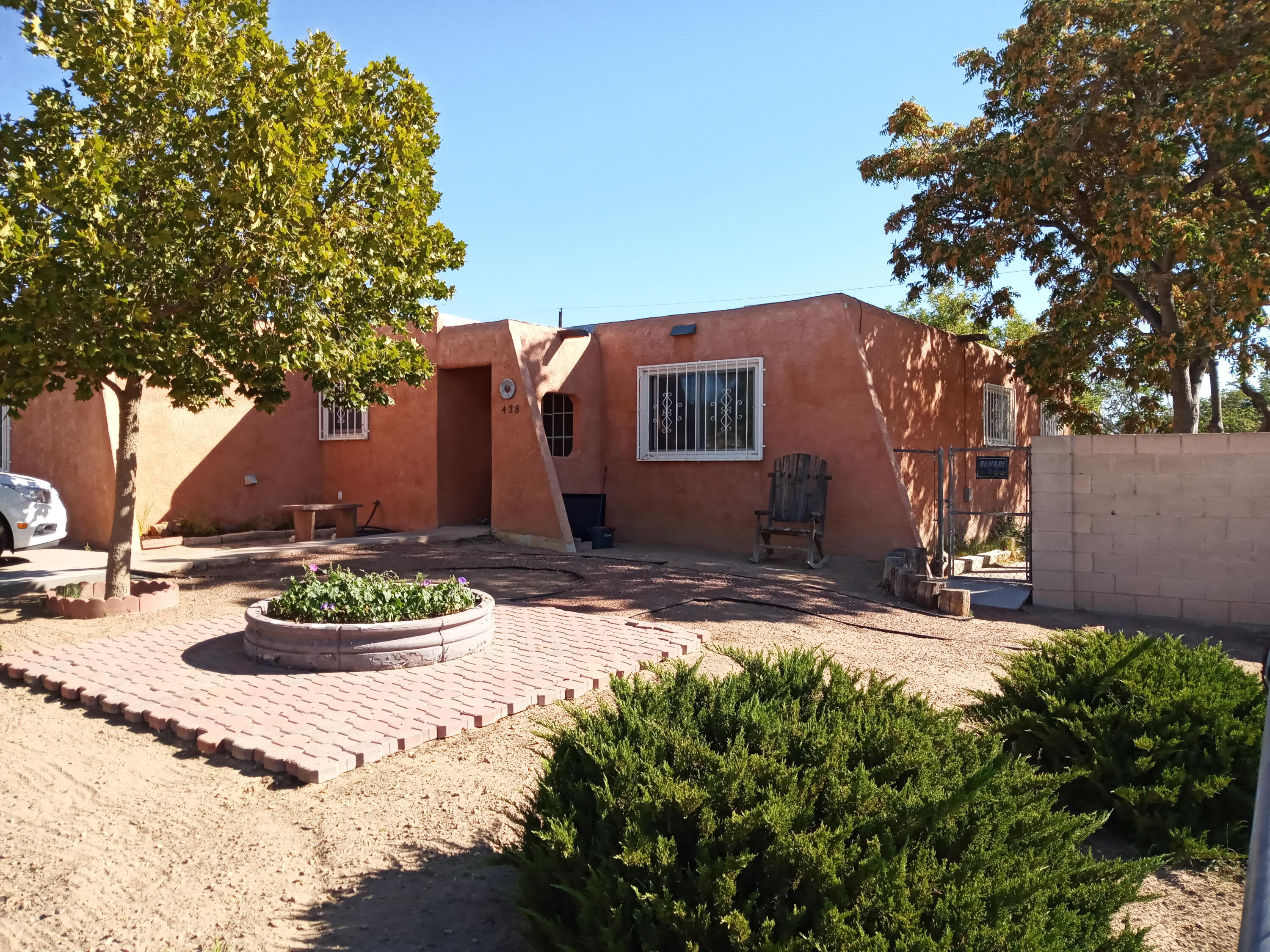Southwest Heights home on corner lot. Perfect for a first time home buyer. Spacious kitchen/dining area. W/D hookup in bonus room. Home has a large backyard (62X55)  with 2 sheds and gate access from side. Room for RV or garage. W/D, Stove  and Refrigerator will convey.