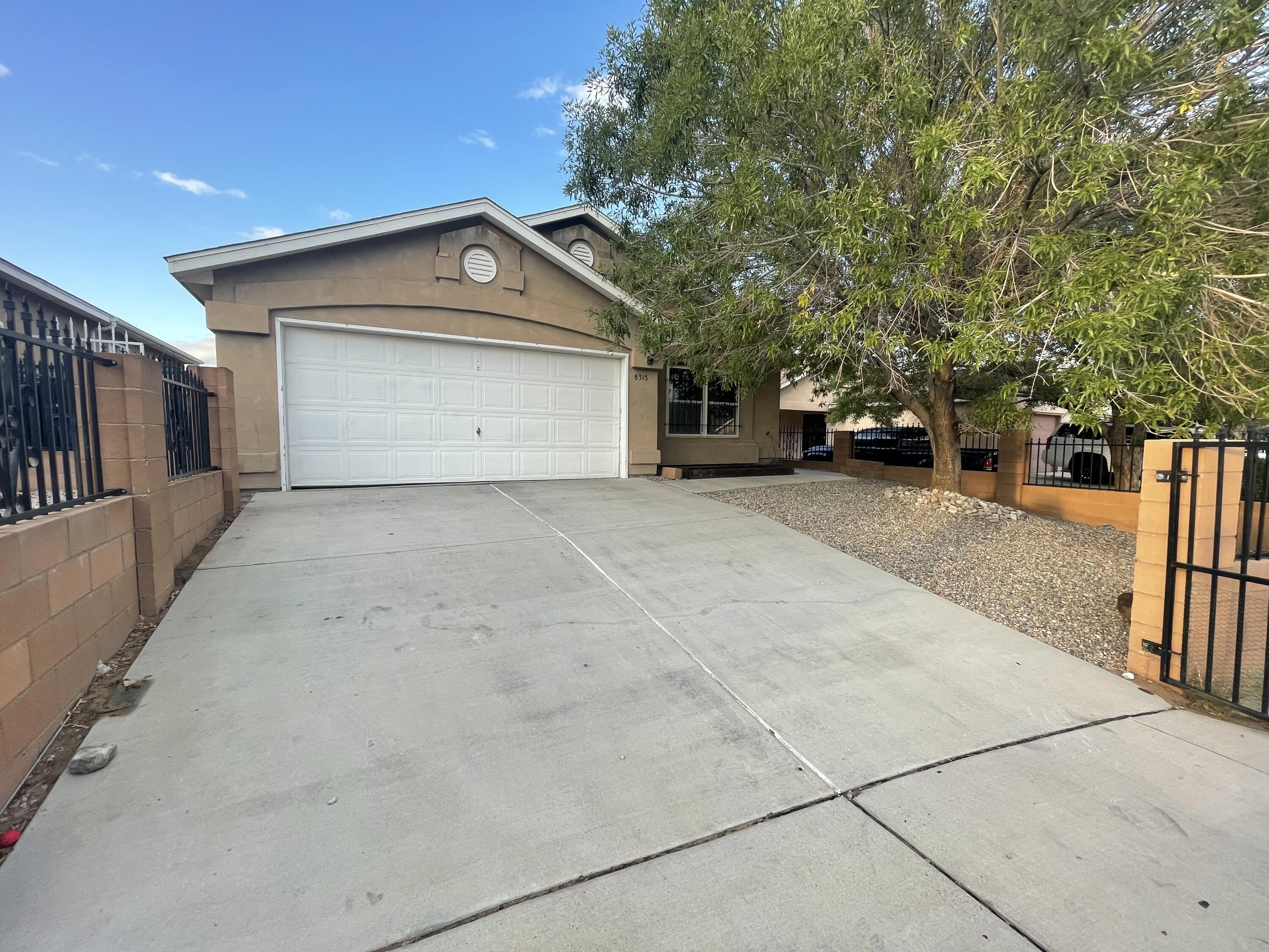MOVE IN READY!!  Really well Taken Care Of 3Bedroom 2Bath, Priced To Sell, Vacant And Ready for new owners, Vinyl Windows, Refrigerated Air, Save Energy On Your Billswith solar panels(Leased). Tile Throughout, Backyard ready to entertain Guest!! Don't miss out.