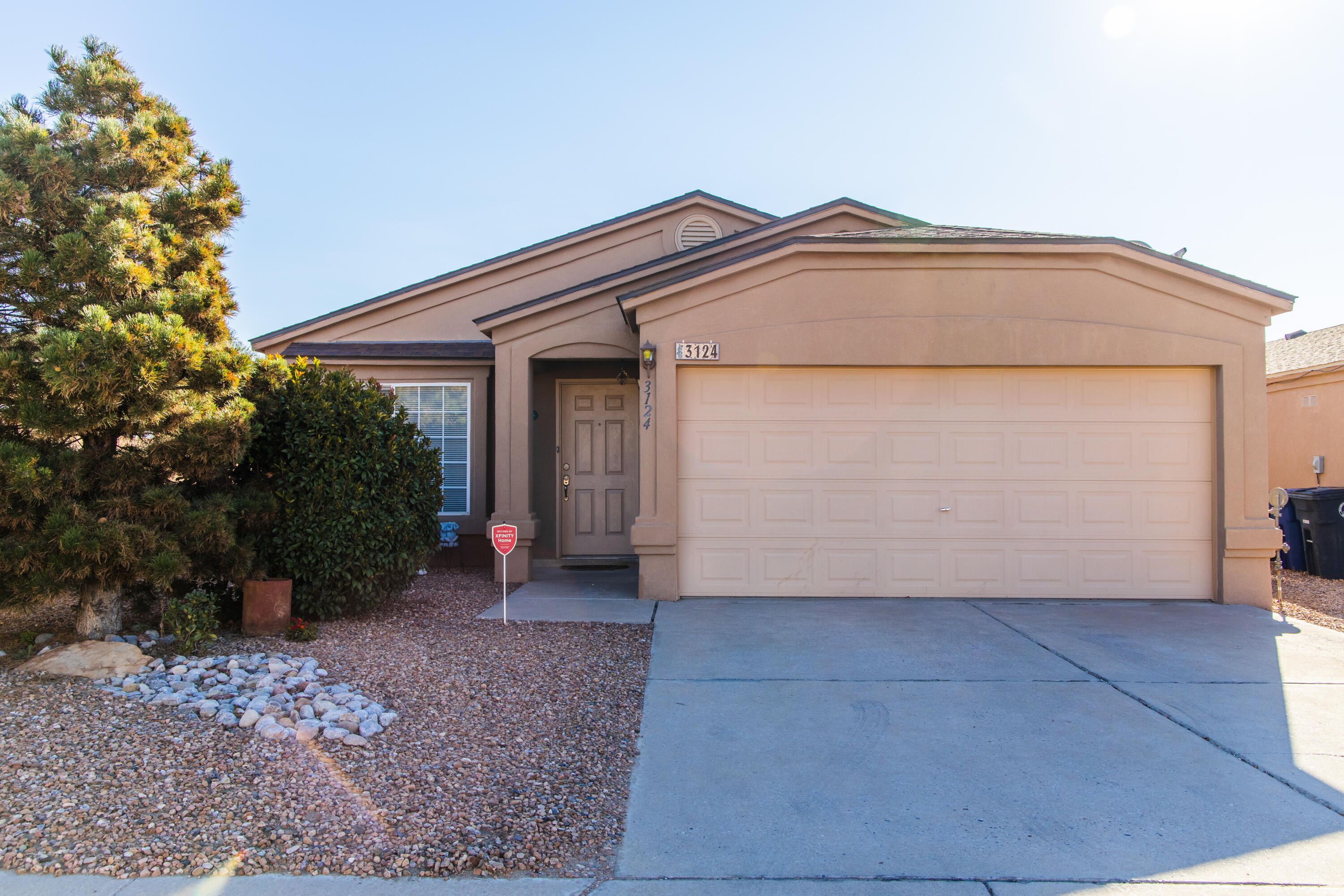 Welcome to this Cozy 3 Bedroom, 2 Bath Home. All New Paint, xeriscaped Backyard easy to maintain.