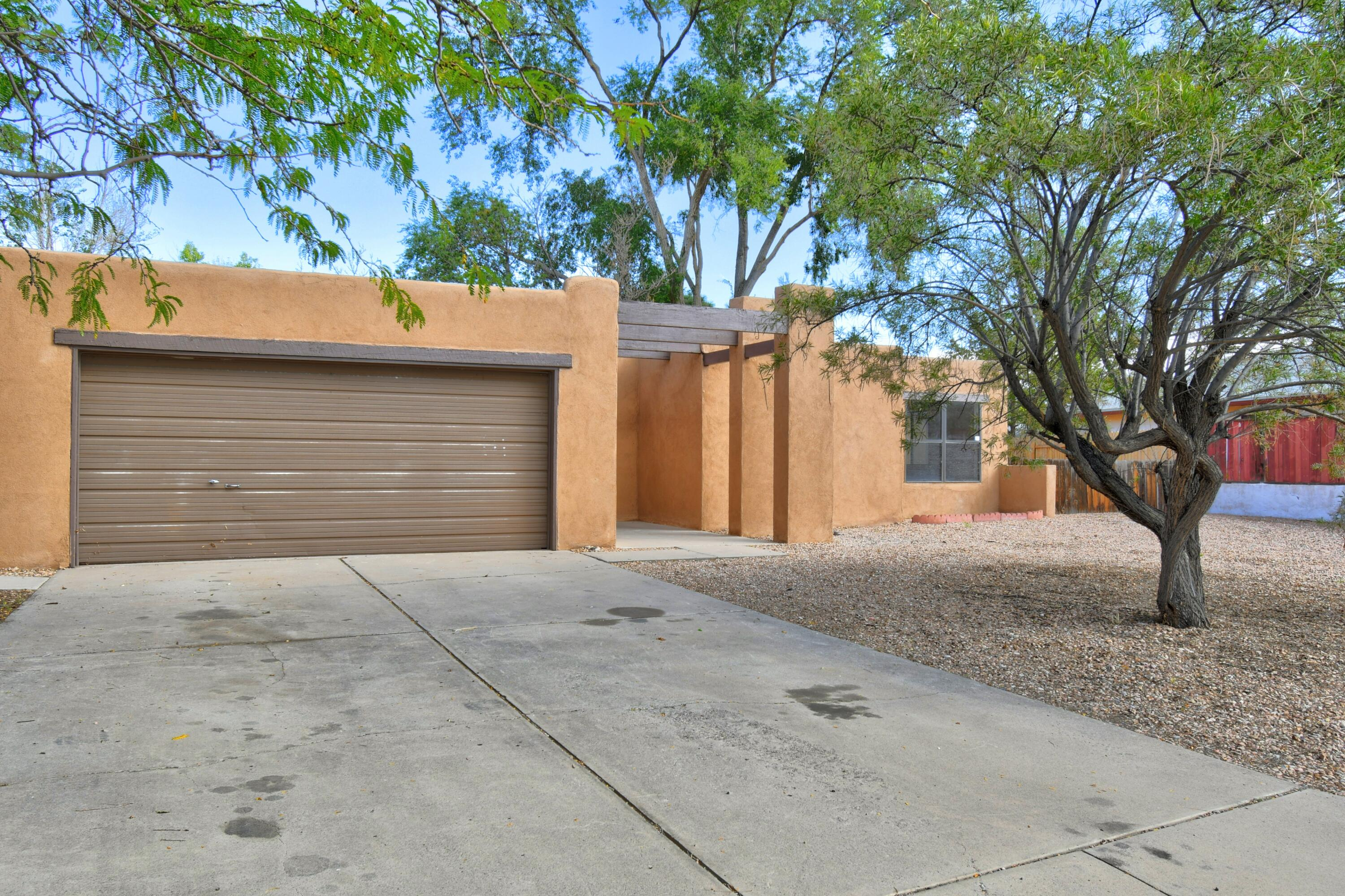 ***Pending, but will accept back up offers***Beautifully remodeled southwestern home. Open concept living room, dining area, and kitchen with sliding glass door to covered patio. Kitchen is bright and white with stunning granite countertops, black appliances, and a bold black range. Newly remodeled master ensuite with double vanity. Spacious 2 Car Garage. Easily maintained fenced in back yard with a dog run and large storage shed that conveys with the property. BRAND NEW flooring, fixtures, lighting, paint, bathroom vanities, and hardware throughout. Walking distance to Sierra Vista Elementary School. Shopping & Amenities close by. Don't let this one get away!