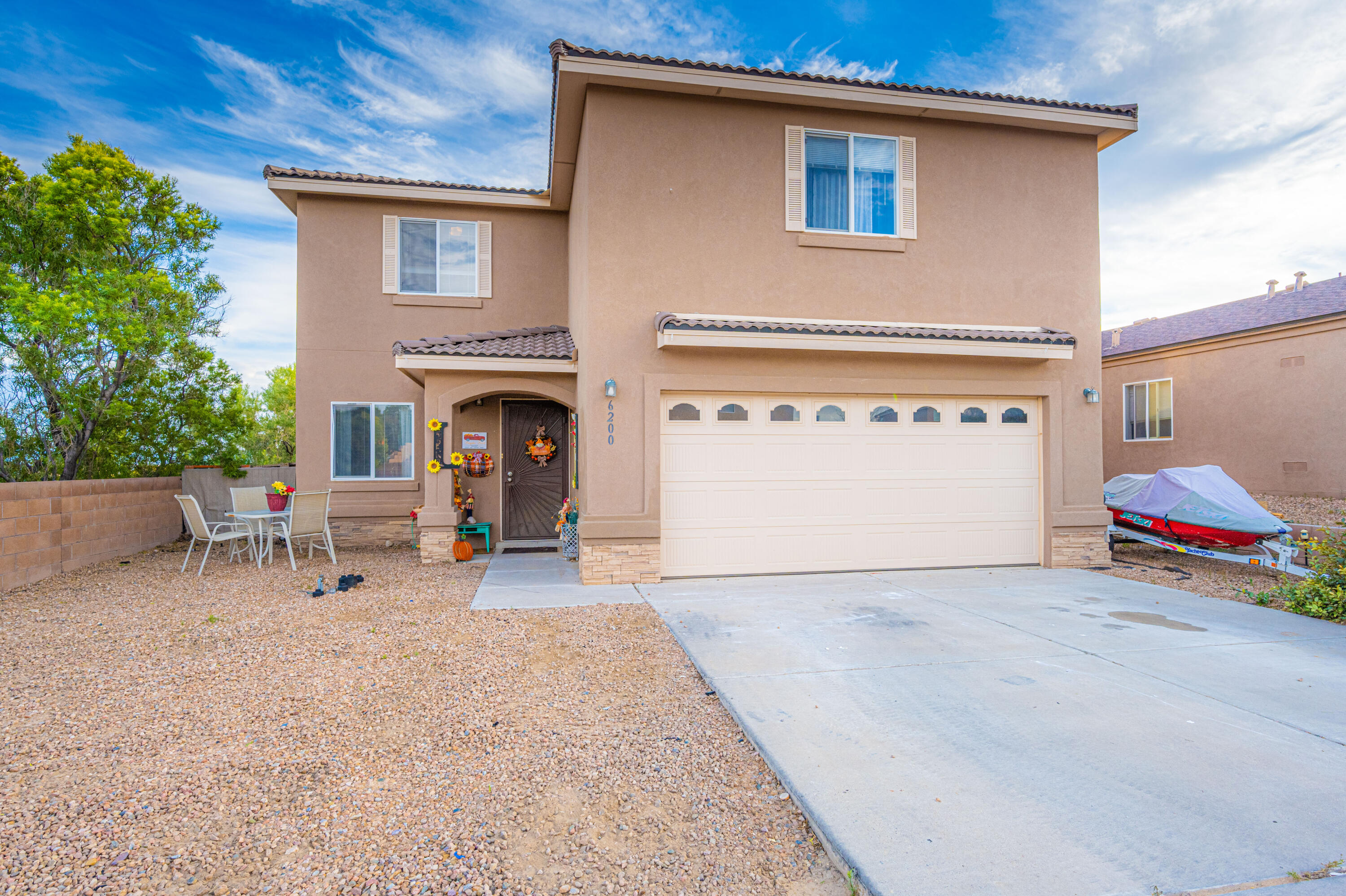 Views Views Views beautiful corner lot with lots of parking space. Come see this gorgeous home with space for the whole family.