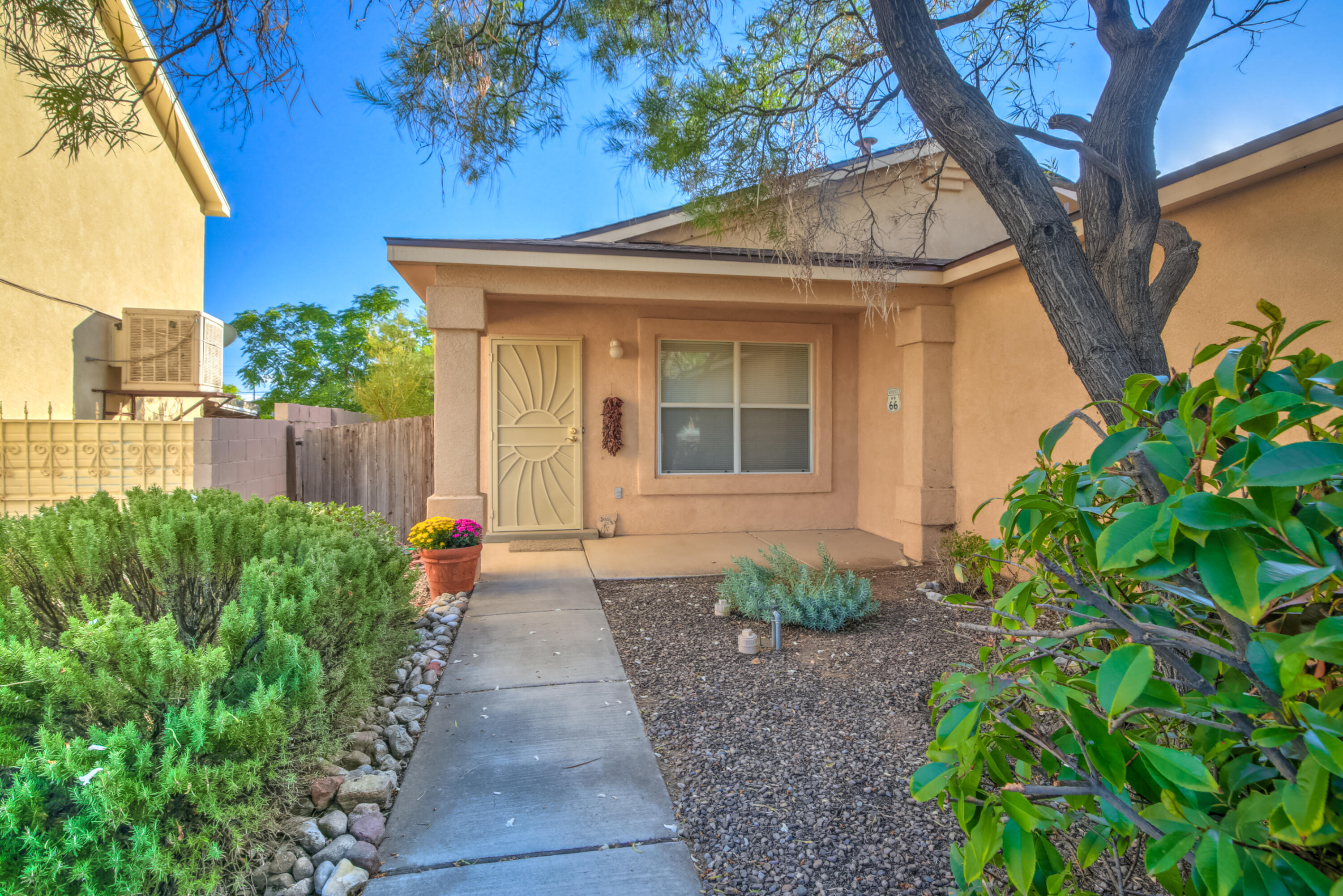 You'll love this cute ranch style home in the SW Heights.  Great location and close to all the conveniences you need.  Open floor plan with kitchen open to the great room.  New hot water heater and new paint and new roof. New dishwasher too!  Nicely sized owners suite with en suite bathroom.  2 guest room share the guest bathroom.  Easy care landscaping and convenient to everything you need.  Hurry to see one!!
