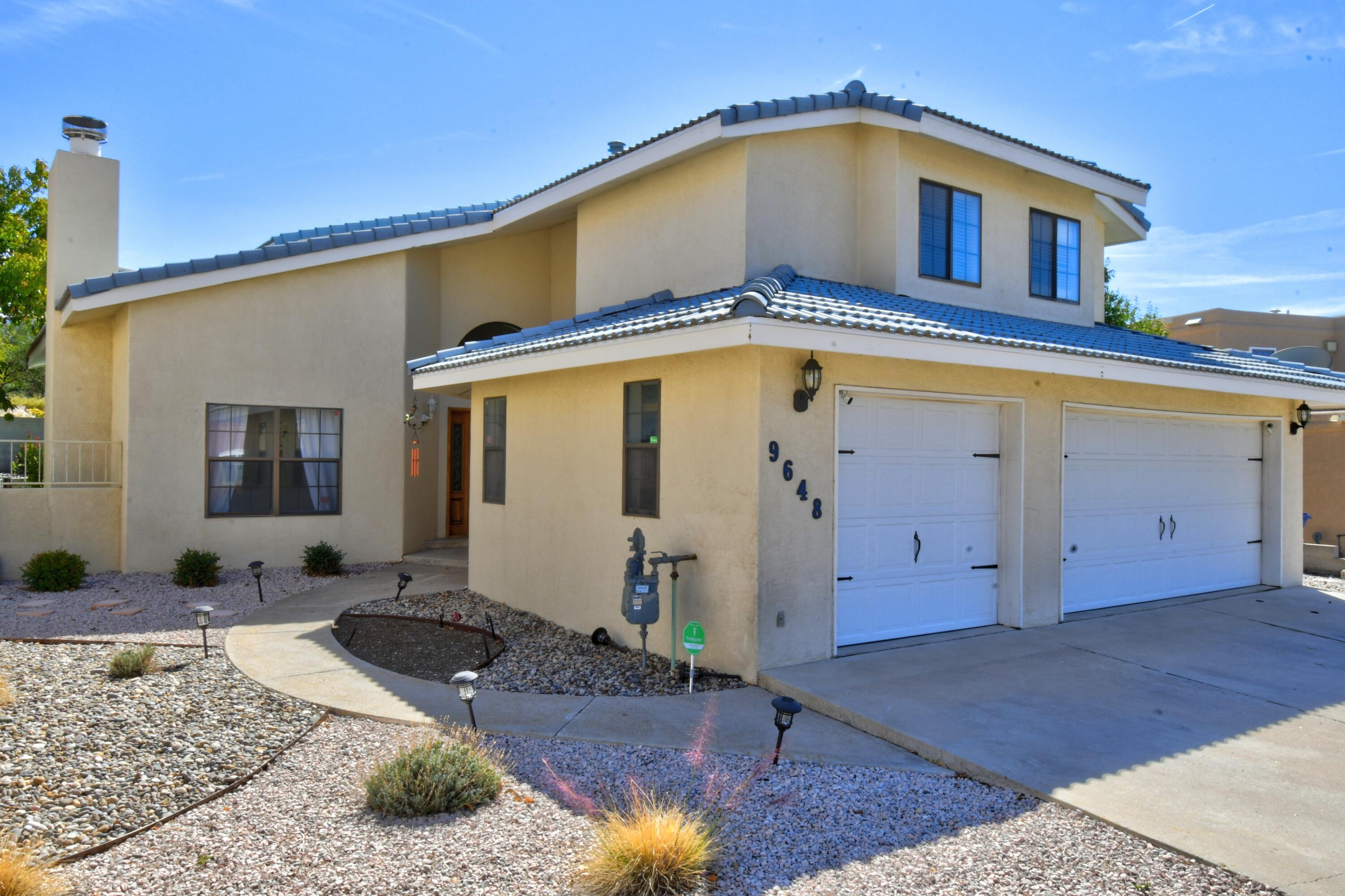 This home includes Breath taking Mountain views that enhance this beautiful Heritage East home. This 4bd 2.75ba 3cg  is a must have, Including marble and granite throughout the kitchen, laundry room and bathrooms.  Backyard includes a delicious cherry i and a apple tree, heated pool, landscaped yard with sprinkler system, New roof in 2016, 3 fireplaces and many more amazing features Schedule your showings, this home will not last. $40,000 of upgraded windows to be installed included in price.