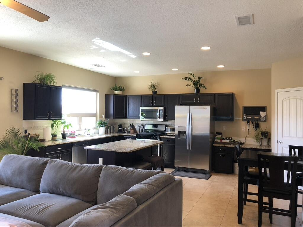 **Lease in Place until May 2023** Current rent is $1,800/mo. Custom Construction, NM Green Build - Silver Level. Arched Doorways, Open Floor Plan and thoughtful use of space. Abundant natural light, tankless water heater, 2x6 Construction, Blown-in Insulation, Low E windows. Granite in kitchen! Enjoy this incredible back yard on the east side of the home for summertime shade and relaxation. Less than 5 minutes to Old Town/Museum District, breweries, coffee shops, yoga, Hotel Chaco & the SAWMILL MARKET! Welcome to Sawmill Crossing!