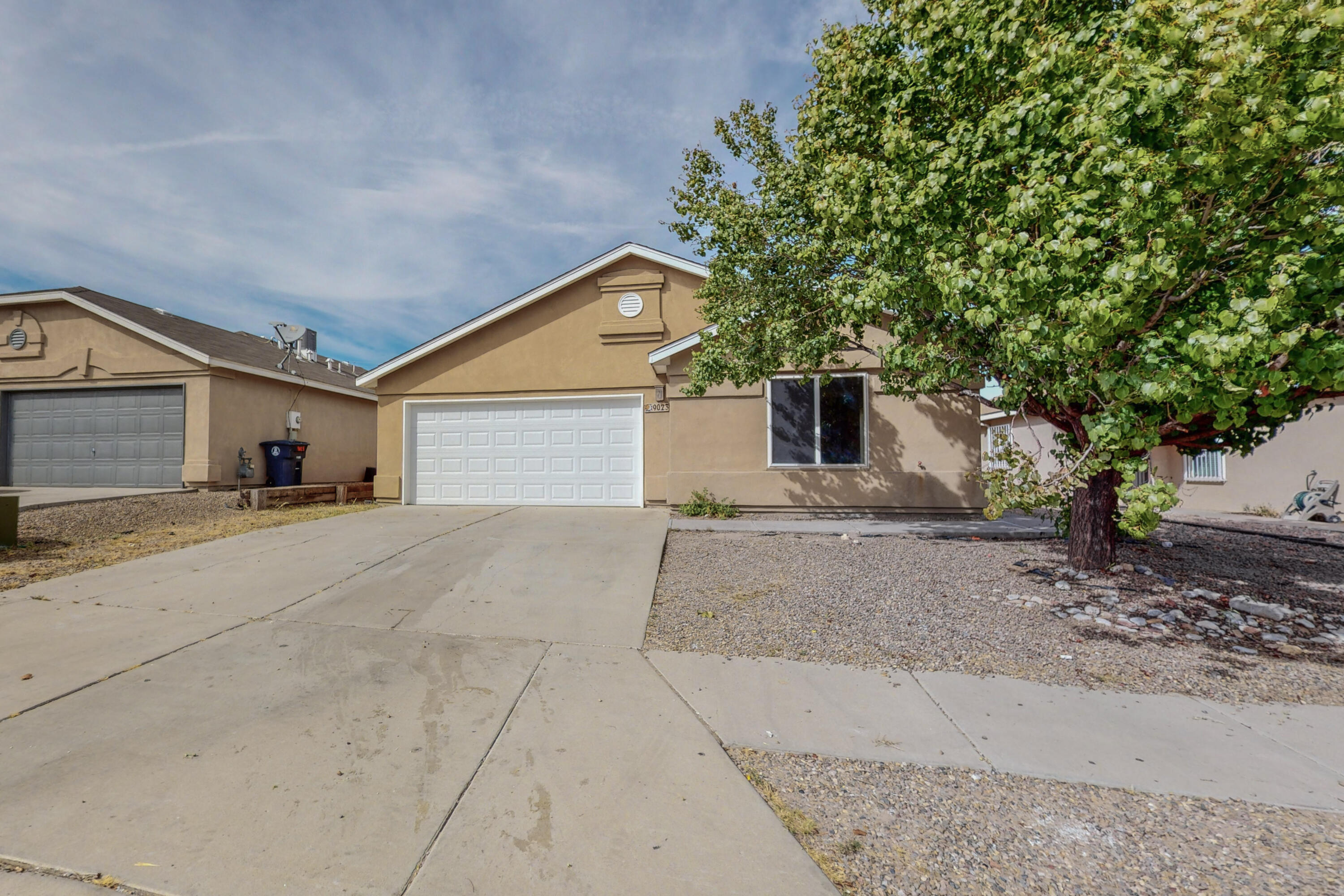 Come take a look at this fabulous single story 3 bedroom 2 bath home.  The home features great recent updates throughout including new flooring, counters, appliances with fresh paint.  This one is ready for you to move into.  Come take it look it will not last long.