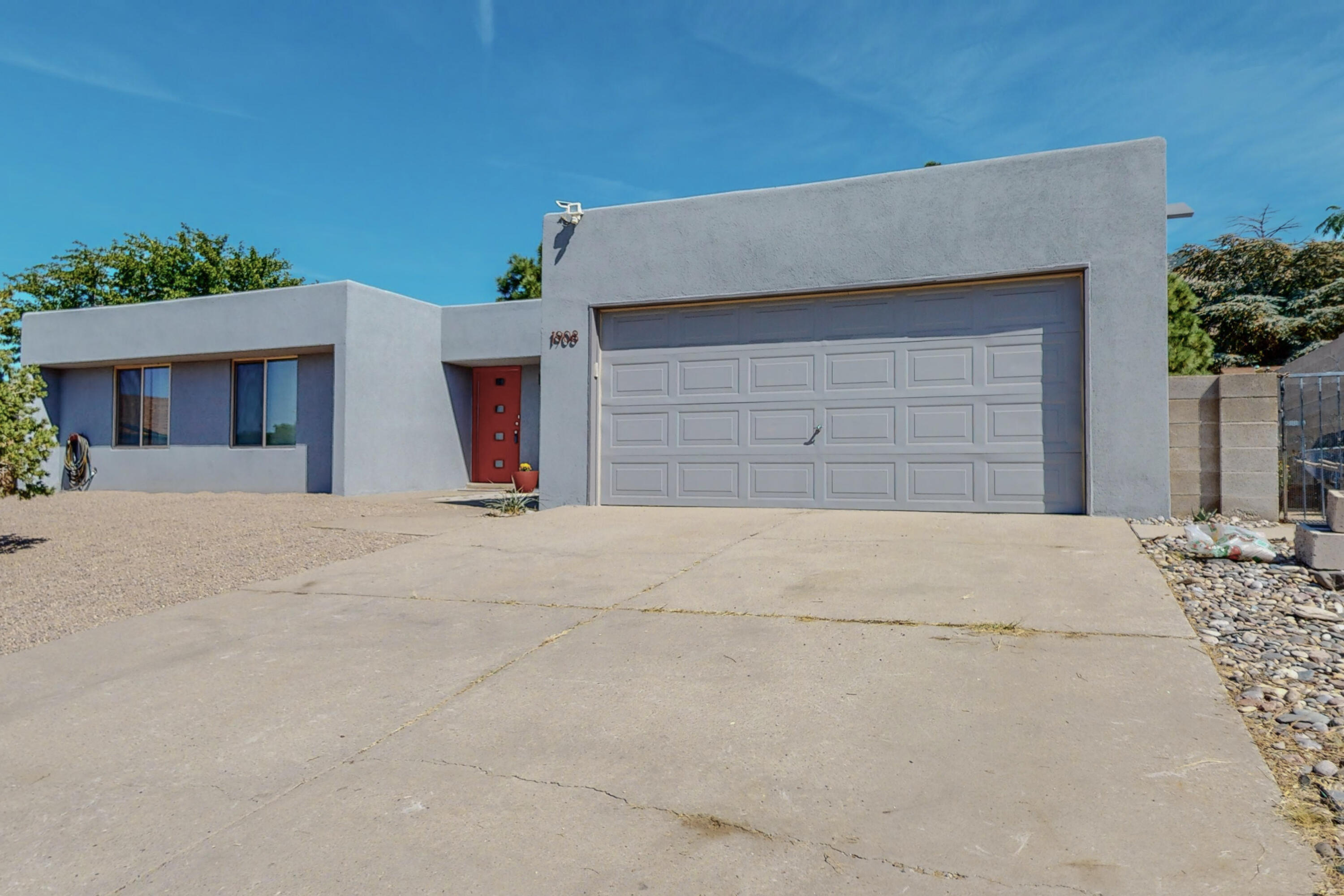 Welcome Home! Charming 3 bedroom 2 bath single story home in the beautiful Foothills now available! Home features 2 large living areas, tastefully updated kitchen with custom cabinets and brand new appliance package! Beautiful plank flooring throughout!  Oversized yard with covered patio,