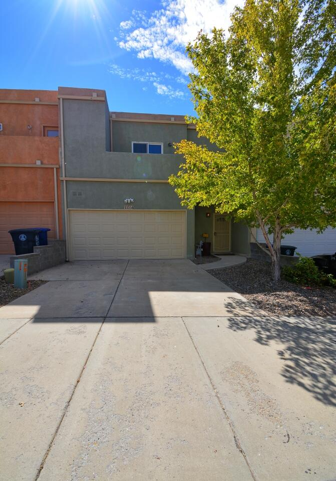 Recently updated townhome near the foothills! Updates include granite countertops, new carpet downstairs, remodeled bathrooms and much more. Every room has access to one of two balconies for you to enjoy the mountain or city views. Easily maintained back yard with turf, firepit and extra seating. Conveniently located laundry room on the second floor. This home is move-in ready so come see it quickly before it is gone.