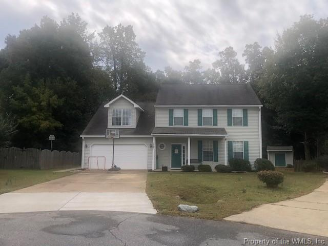 Great opportunity to get into to this 4 bedroom home in wonderful neighborhood!! Hope is super clean and ready for you to occupy in January of 2022.